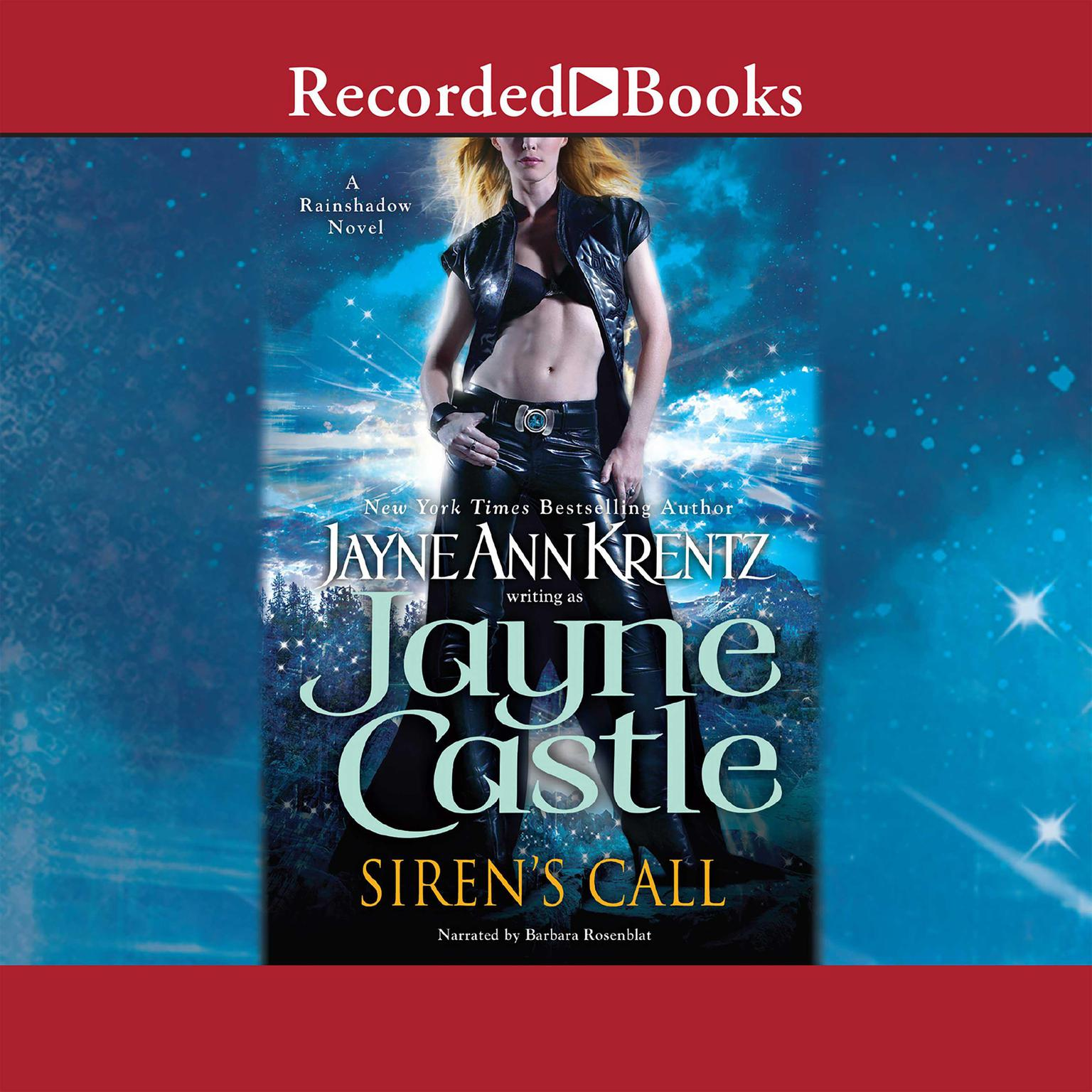 Printable Siren's Call Audiobook Cover Art