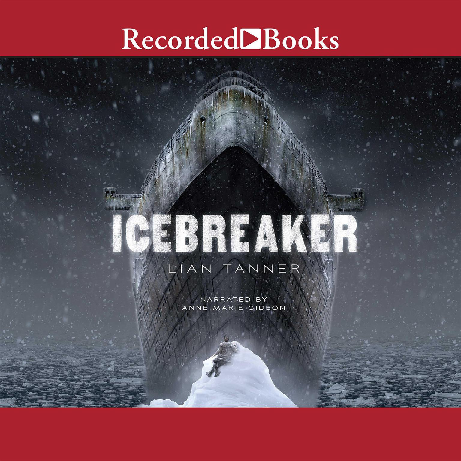 Printable Icebreaker Audiobook Cover Art