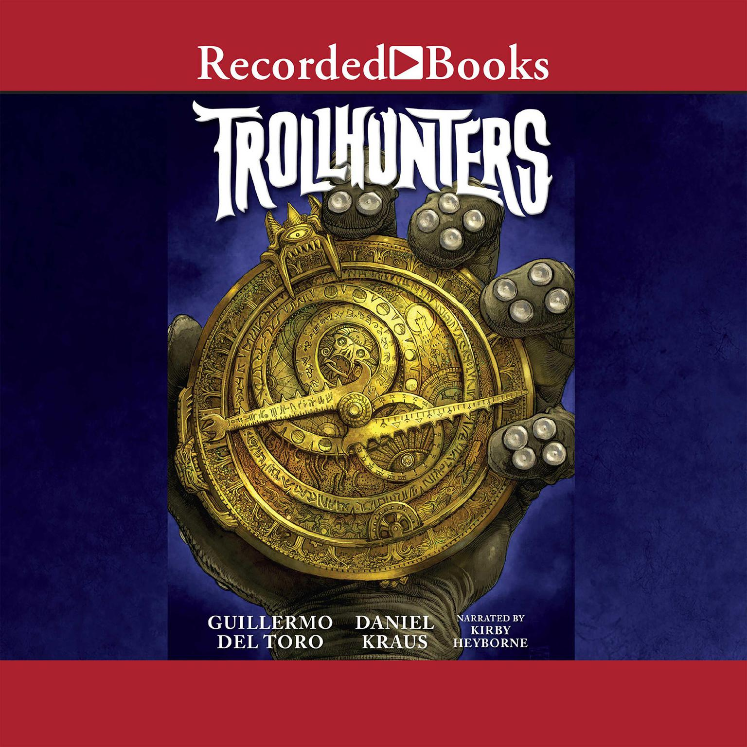 Printable Trollhunters Audiobook Cover Art