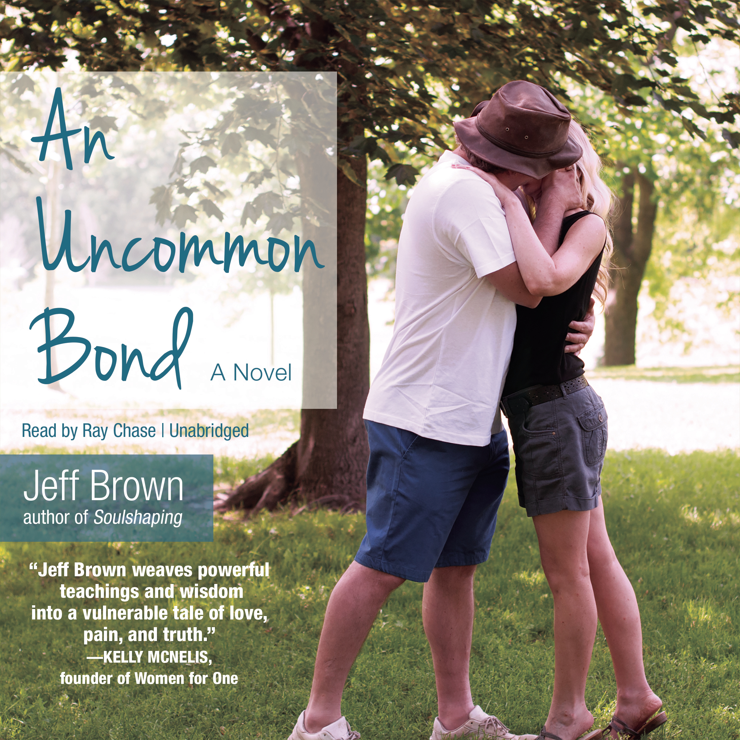 Printable An Uncommon Bond Audiobook Cover Art