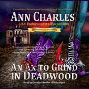 An Ex to Grind in Deadwood, by Ann Charles