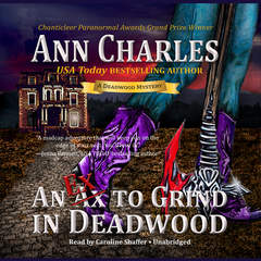 An Ex to Grind in Deadwood Audiobook, by Ann Charles