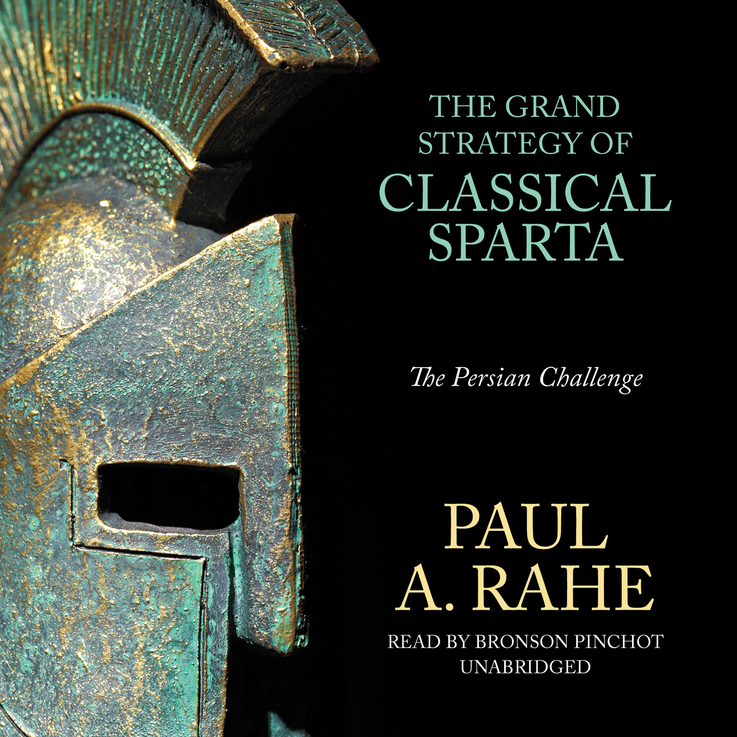 Printable The Grand Strategy of Classical Sparta: The Persian Challenge Audiobook Cover Art