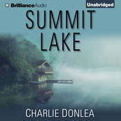 Summit Lake Audiobook, by Charlie Donlea