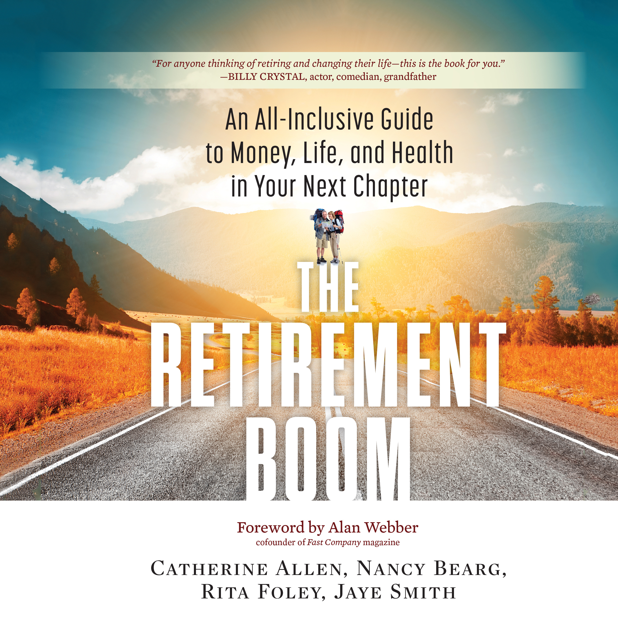 Printable The Retirement Boom: An All Inclusive Guide to Money, Life, and Health in Your Next Chapter Audiobook Cover Art