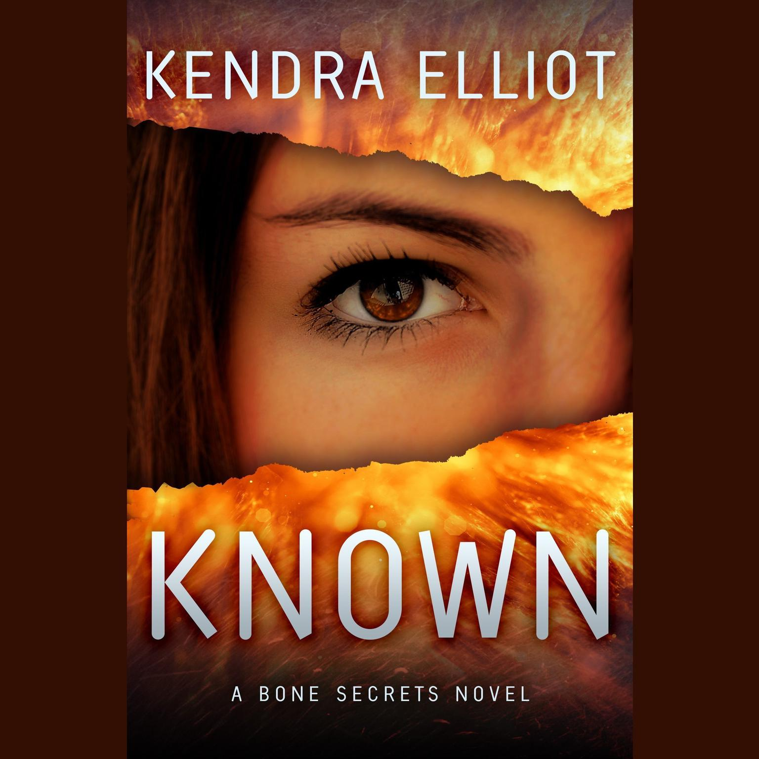 Printable Known: A Bone Secrets Novel Audiobook Cover Art