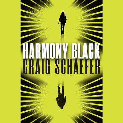 Harmony Black Audiobook, by Craig Schaefer