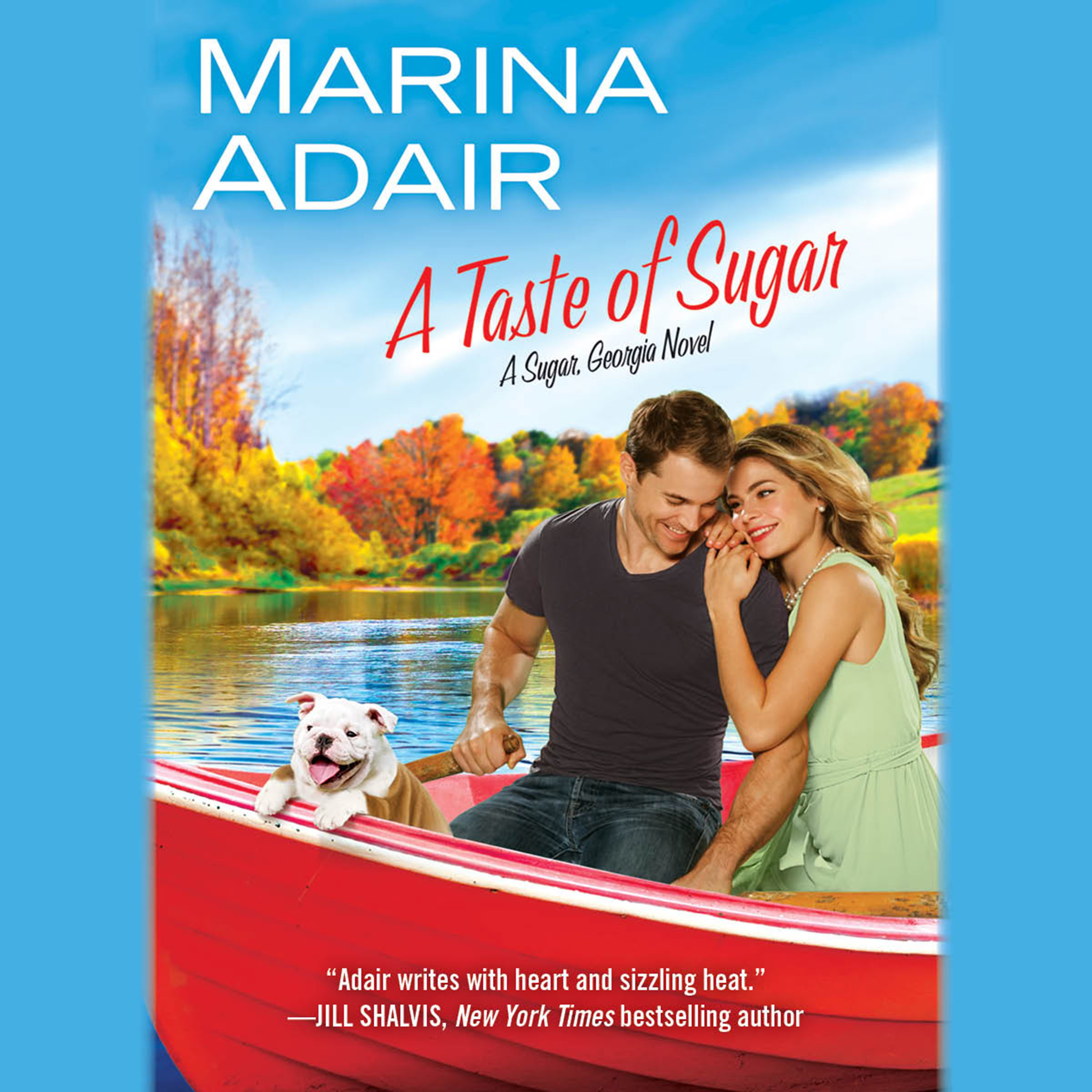 Printable A Taste of Sugar Audiobook Cover Art