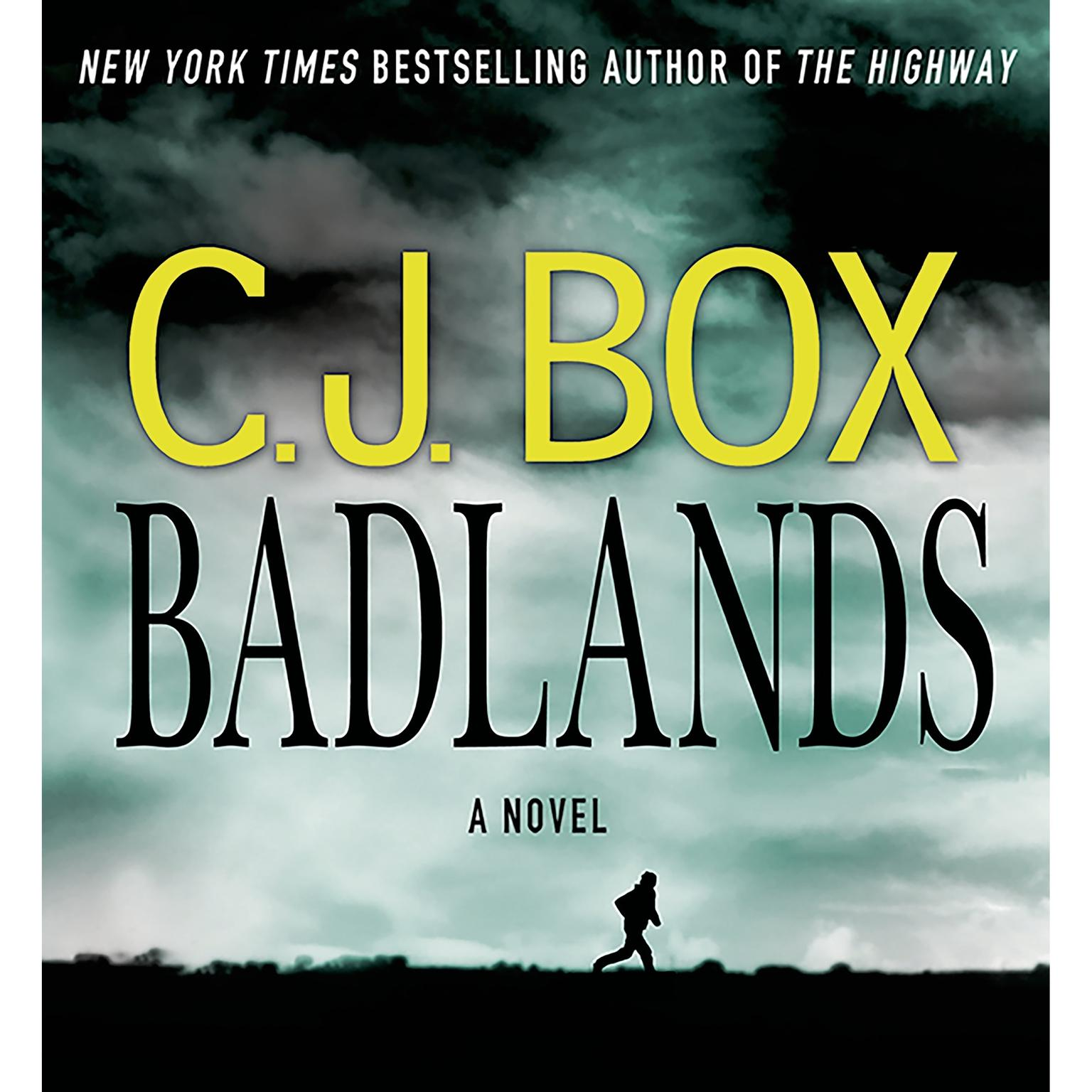 Printable Badlands: A Novel Audiobook Cover Art