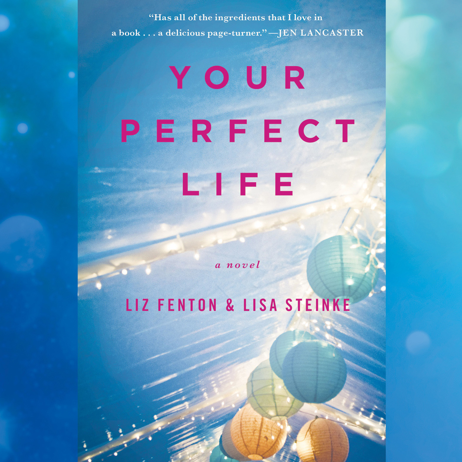 Printable Your Perfect Life Audiobook Cover Art