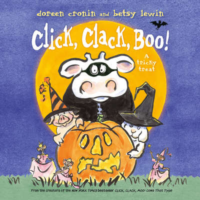 Click, Clack, Boo!: A Tricky Treat Audiobook, by Doreen Cronin