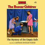 The Mystery of the Empty Safe Audiobook, by Gertrude Chandler Warner