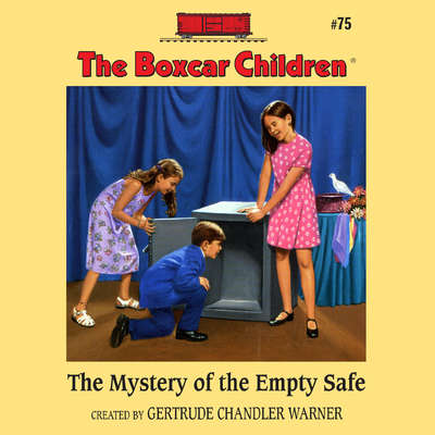 The Mystery of the Empty Safe Audiobook, by