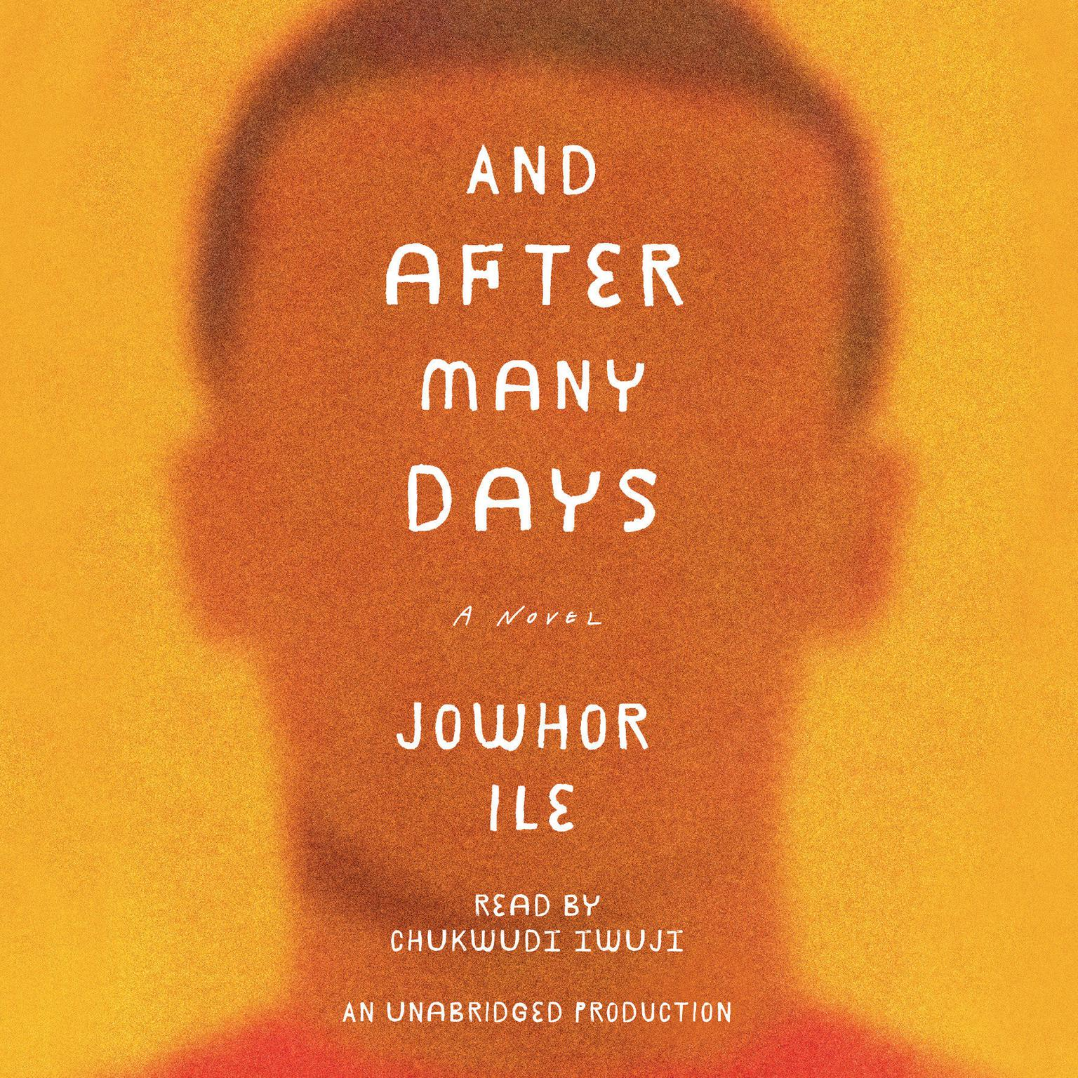 Printable And After Many Days: A Novel Audiobook Cover Art