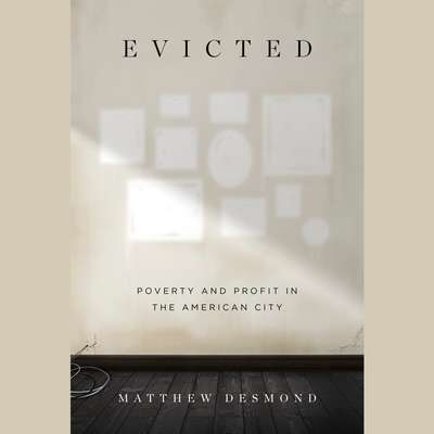 Evicted Audiobook, by Matthew Desmond