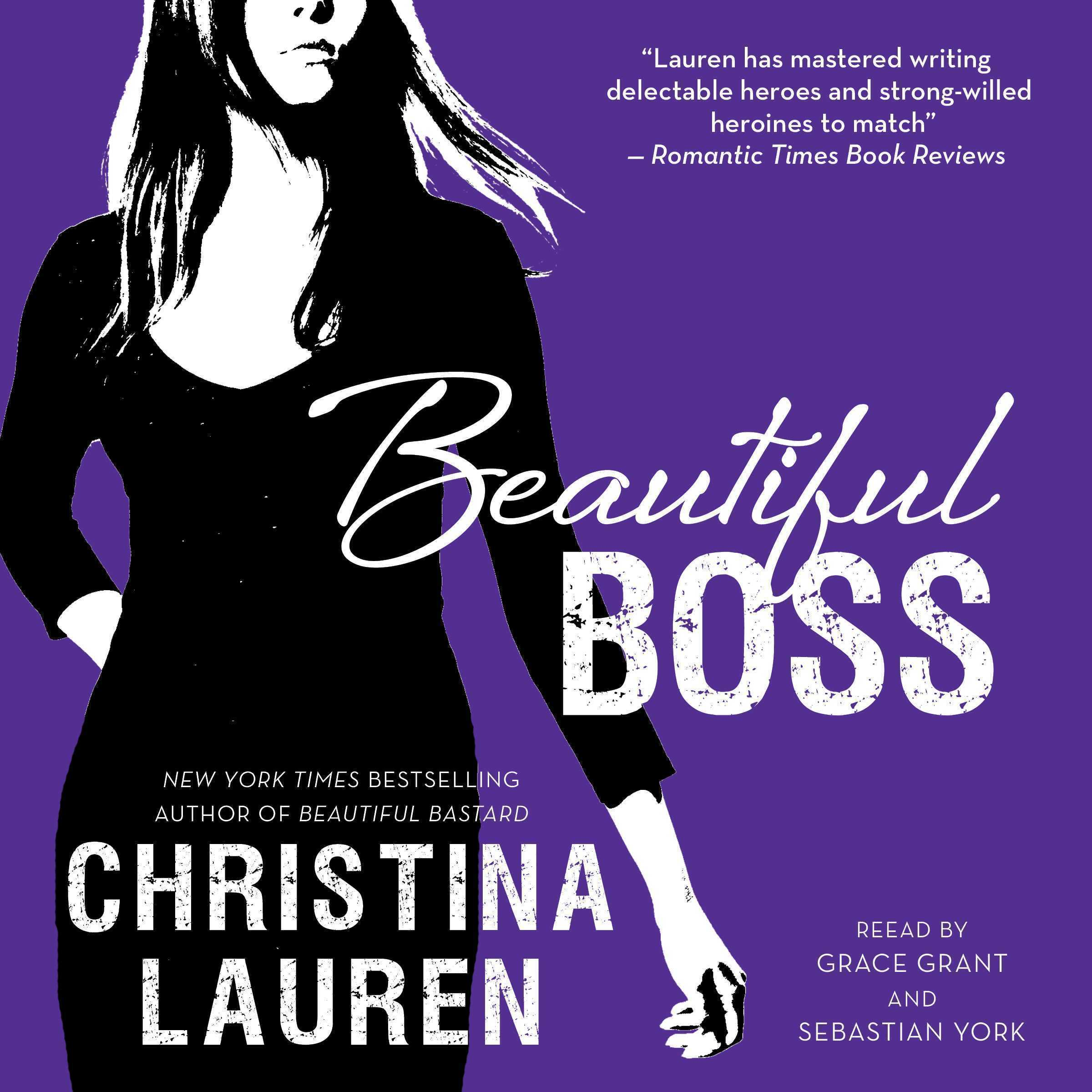 Printable Beautiful Boss Audiobook Cover Art