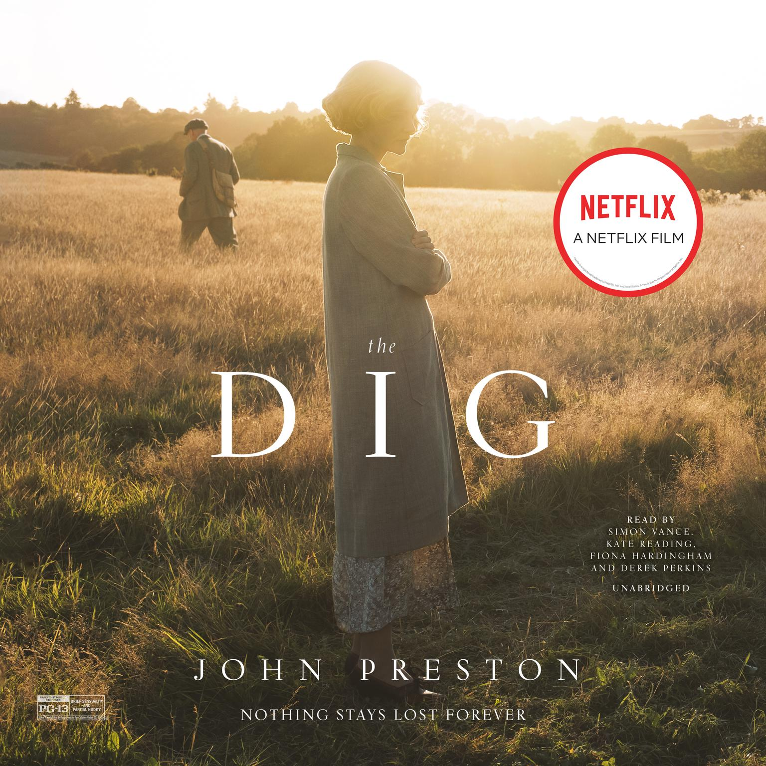 Printable The Dig Audiobook Cover Art