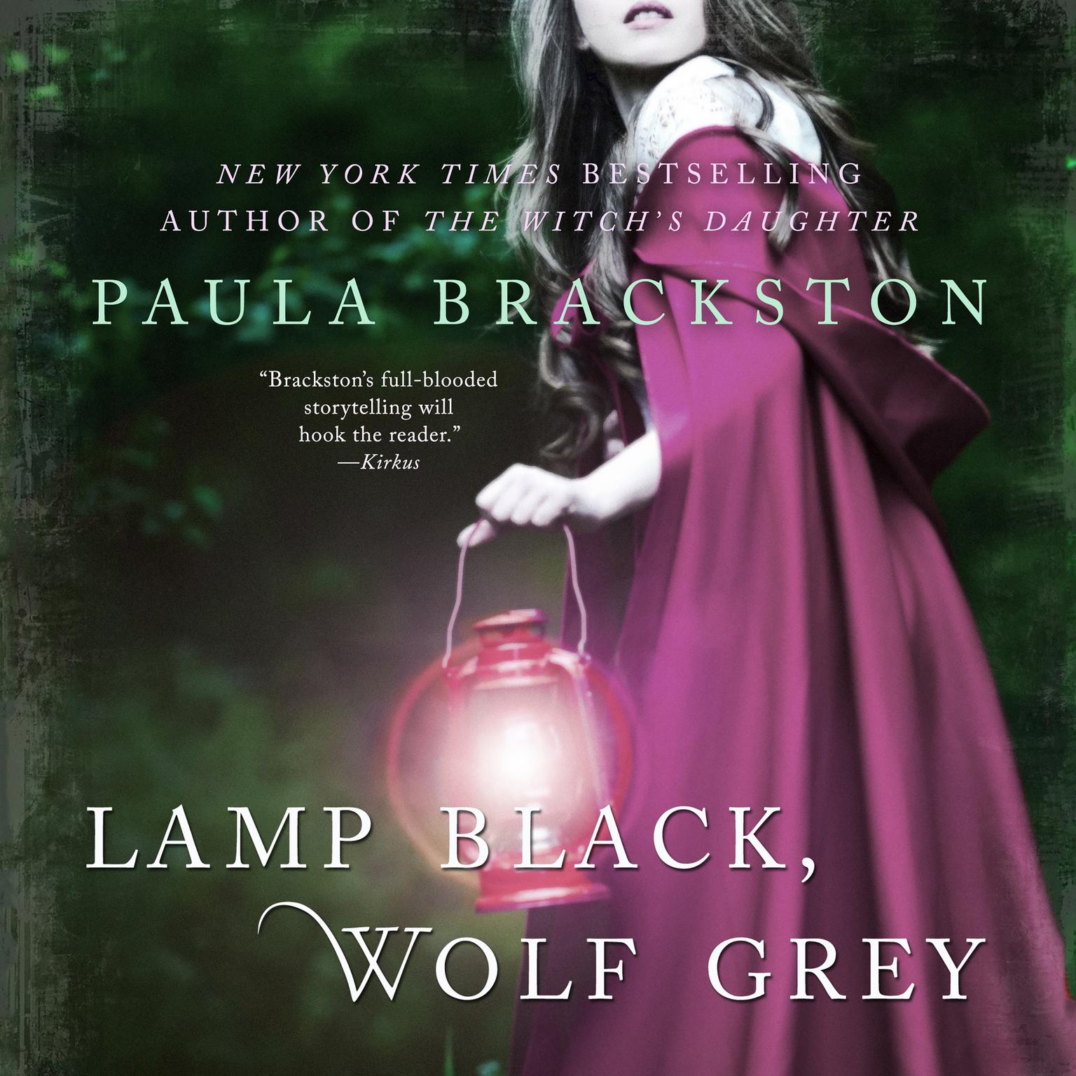 Printable Lamp Black, Wolf Grey: A Novel Audiobook Cover Art