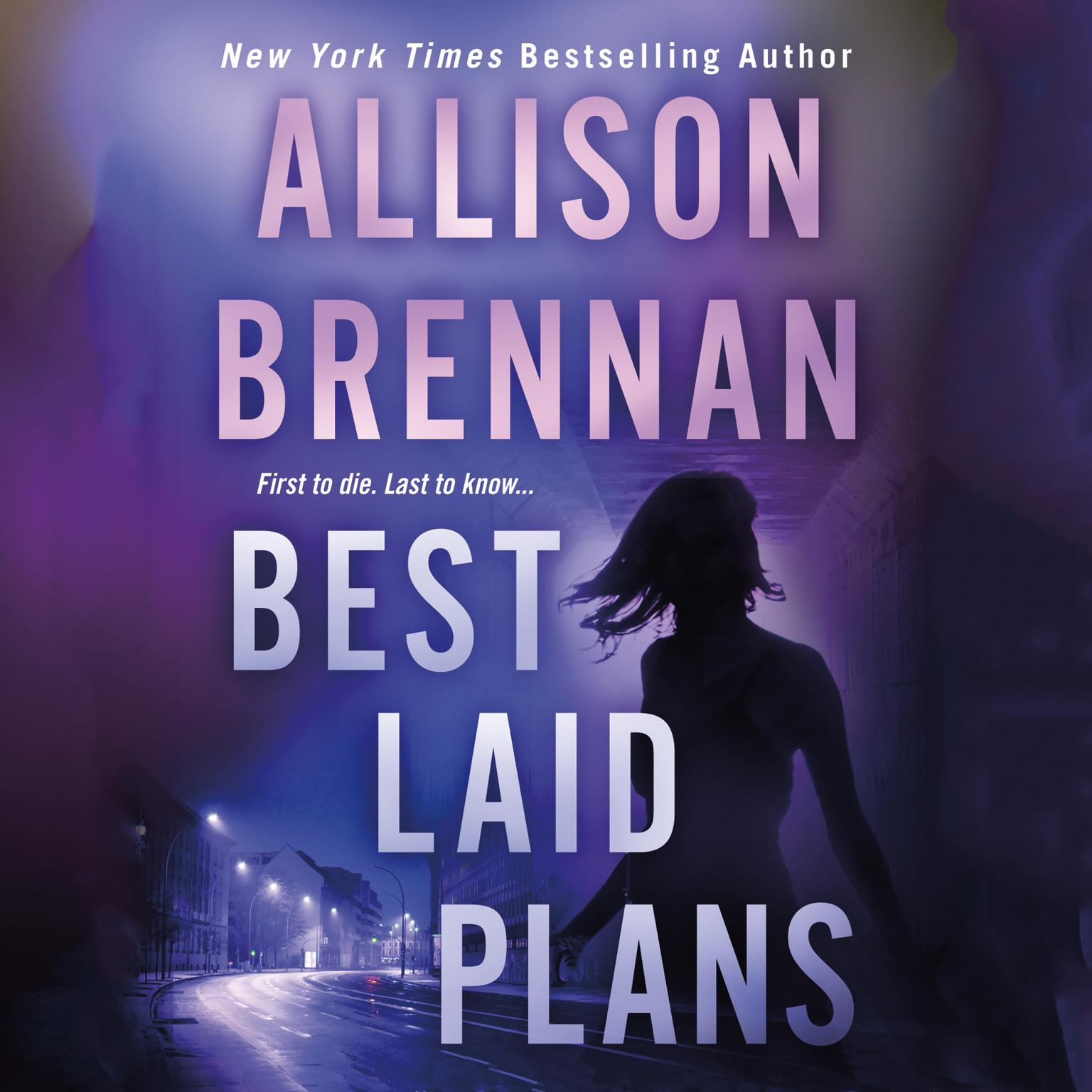 Printable Best Laid Plans Audiobook Cover Art