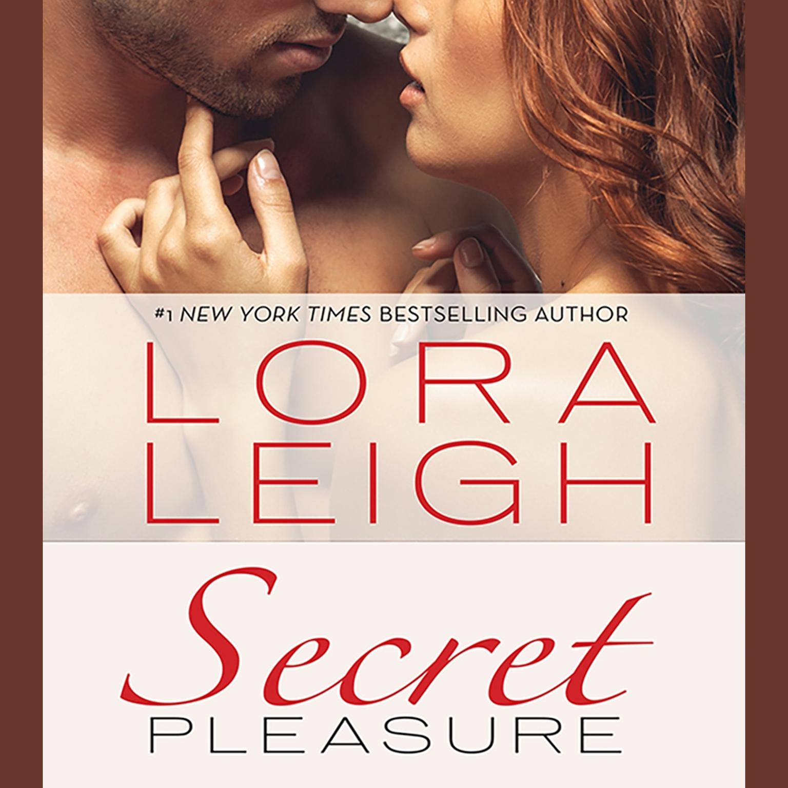 Printable Secret Pleasure Audiobook Cover Art