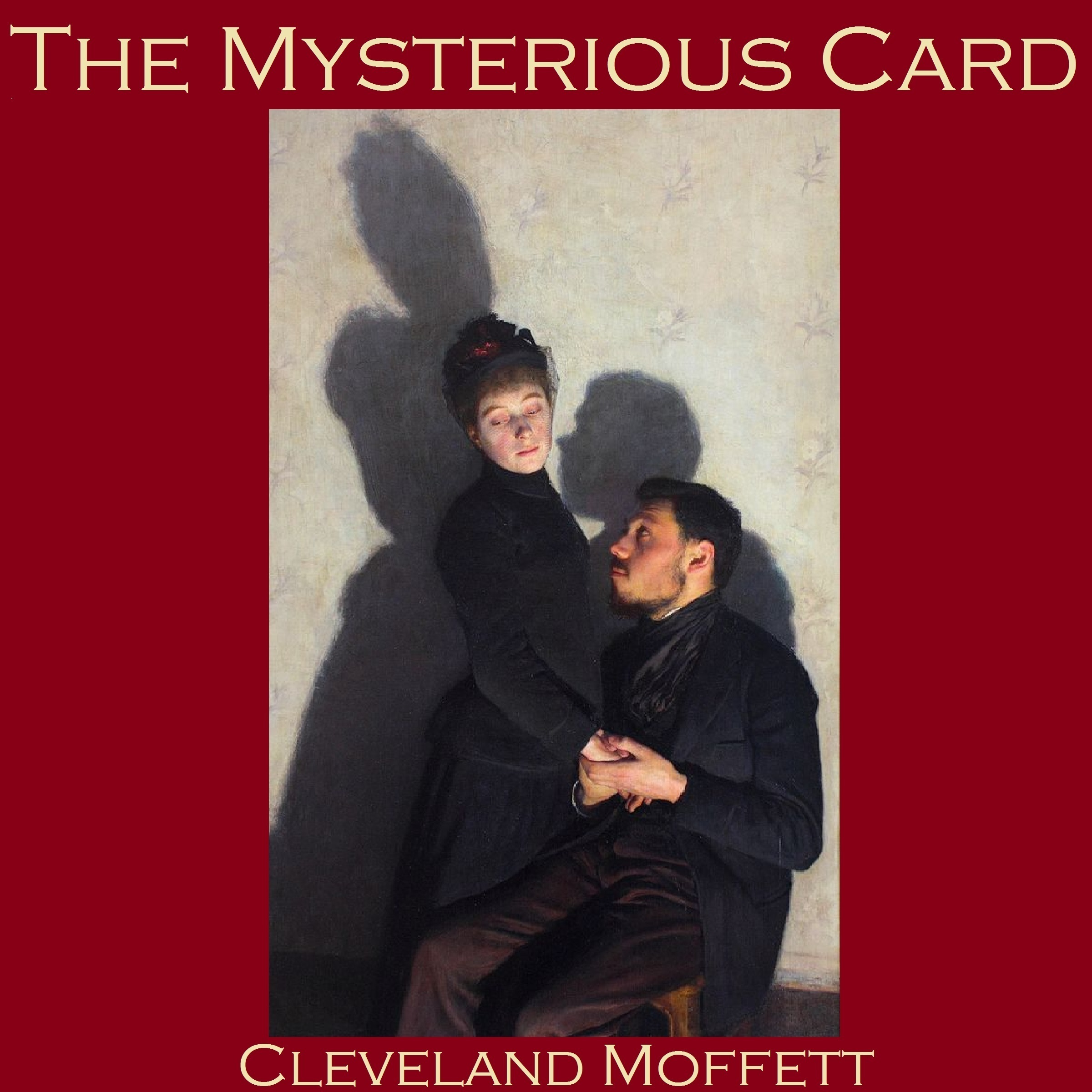 Printable The Mysterious Card: And the Card Unveiled Audiobook Cover Art