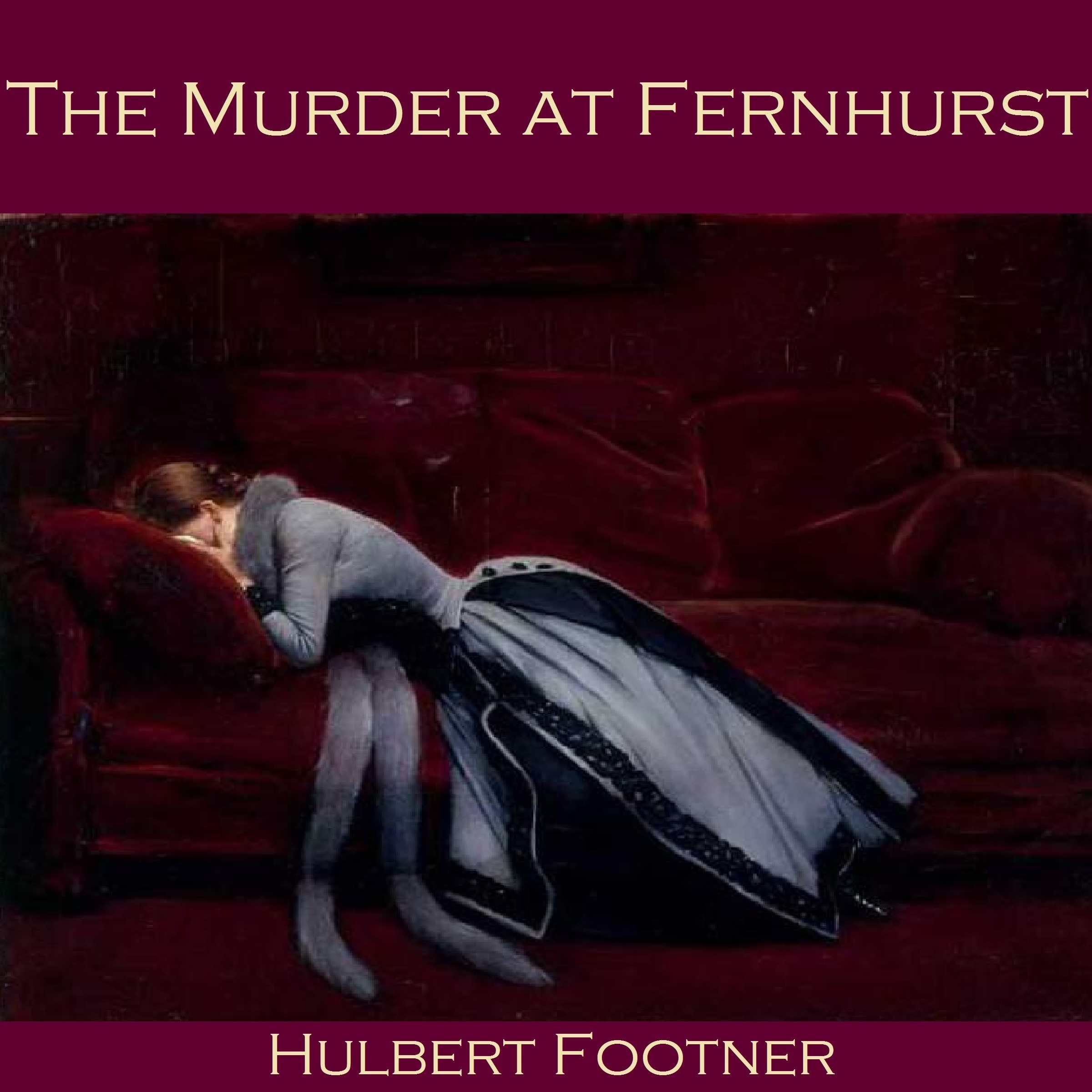 Printable The Murder at Fernhurst Audiobook Cover Art