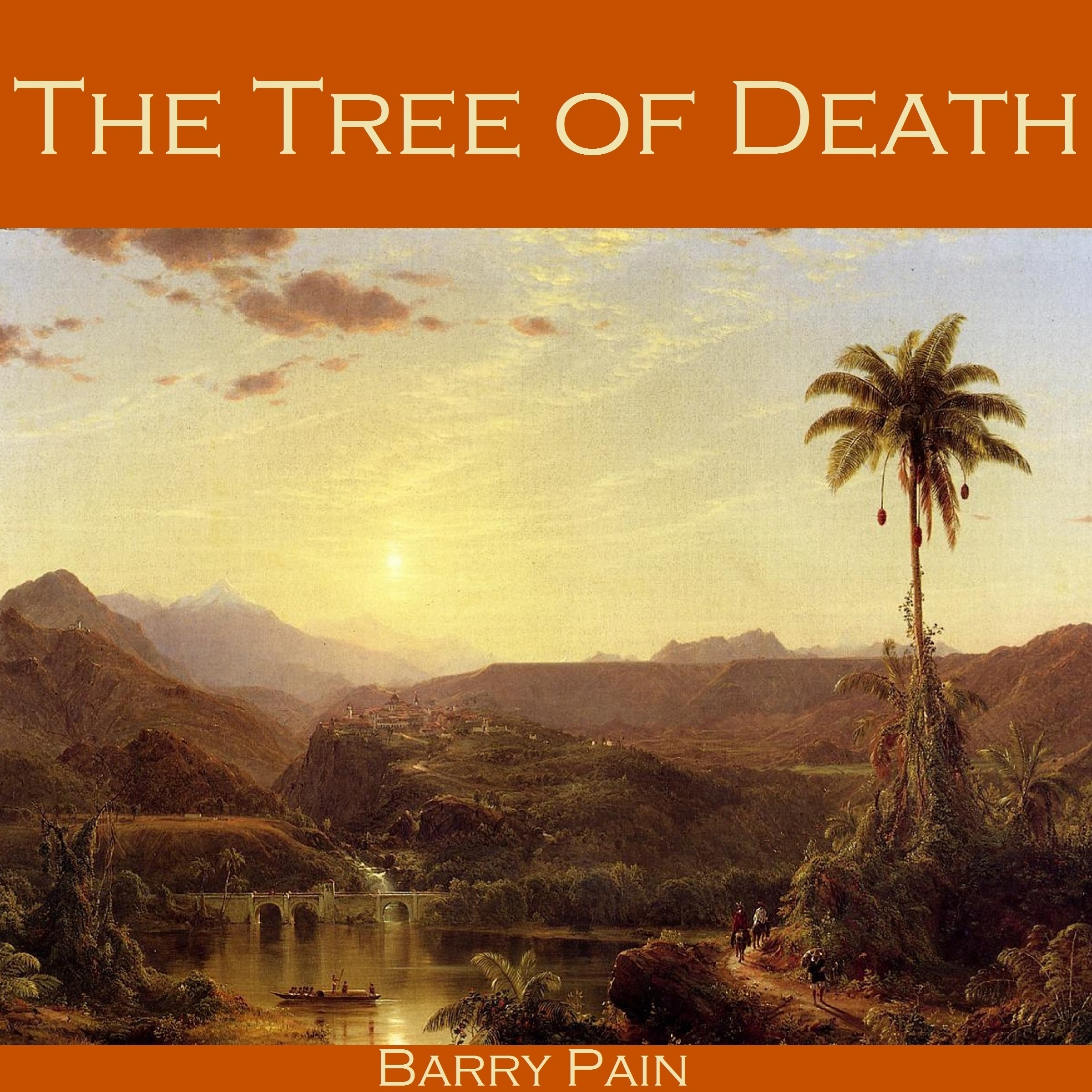 Printable The Tree of Death Audiobook Cover Art