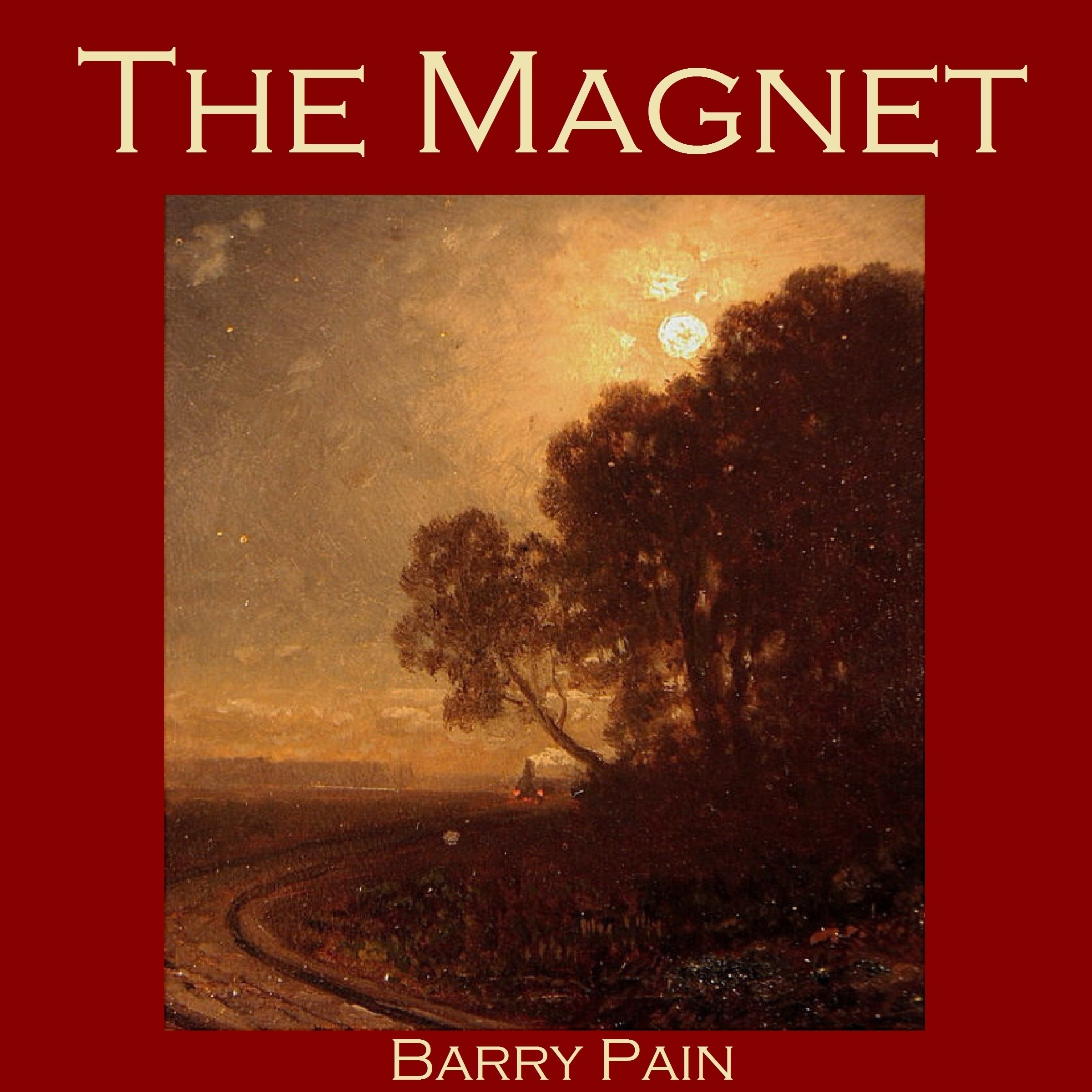 Printable The Magnet Audiobook Cover Art