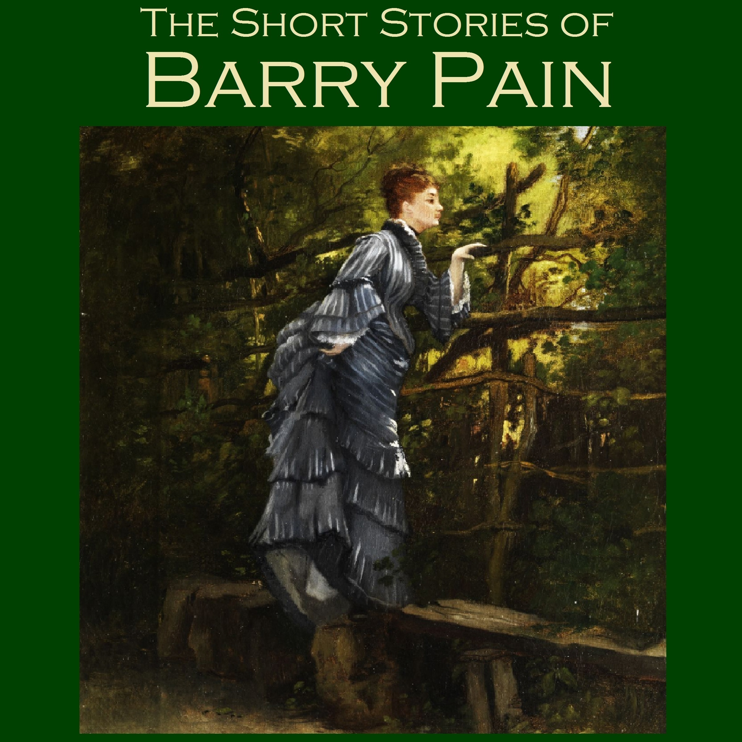 Printable The Short Stories of Barry Pain Audiobook Cover Art