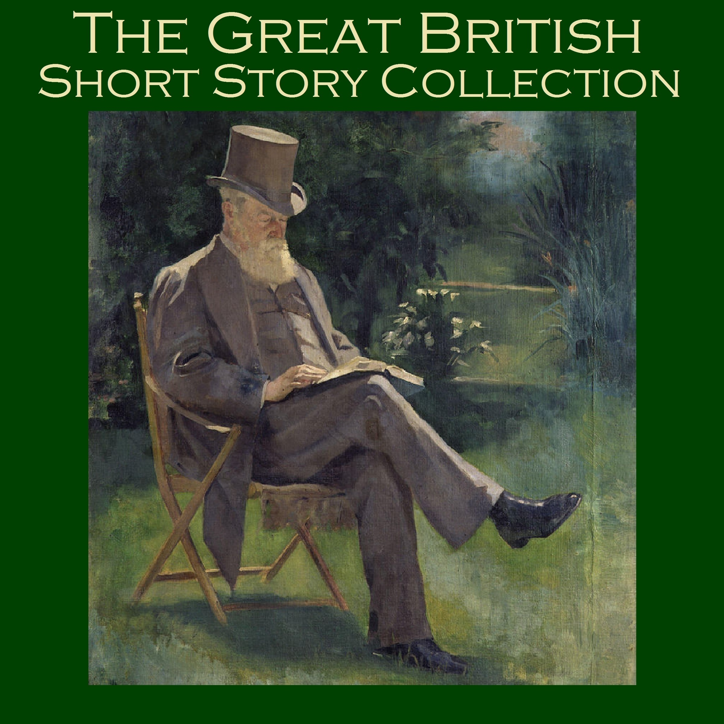 Printable The Great British Short Story Collection Audiobook Cover Art