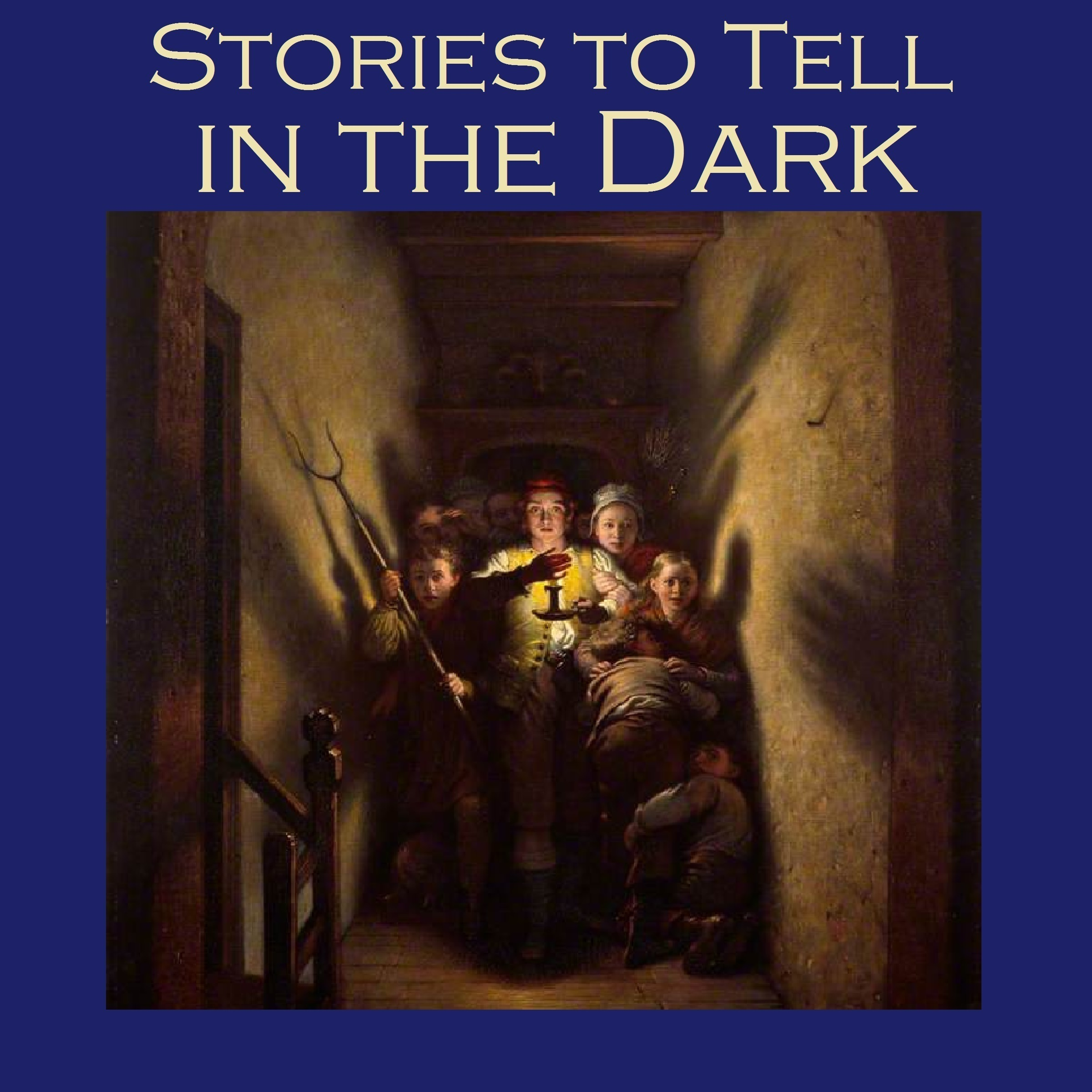 Printable Stories to Tell in the Dark: 50 Terrifying Tales Audiobook Cover Art