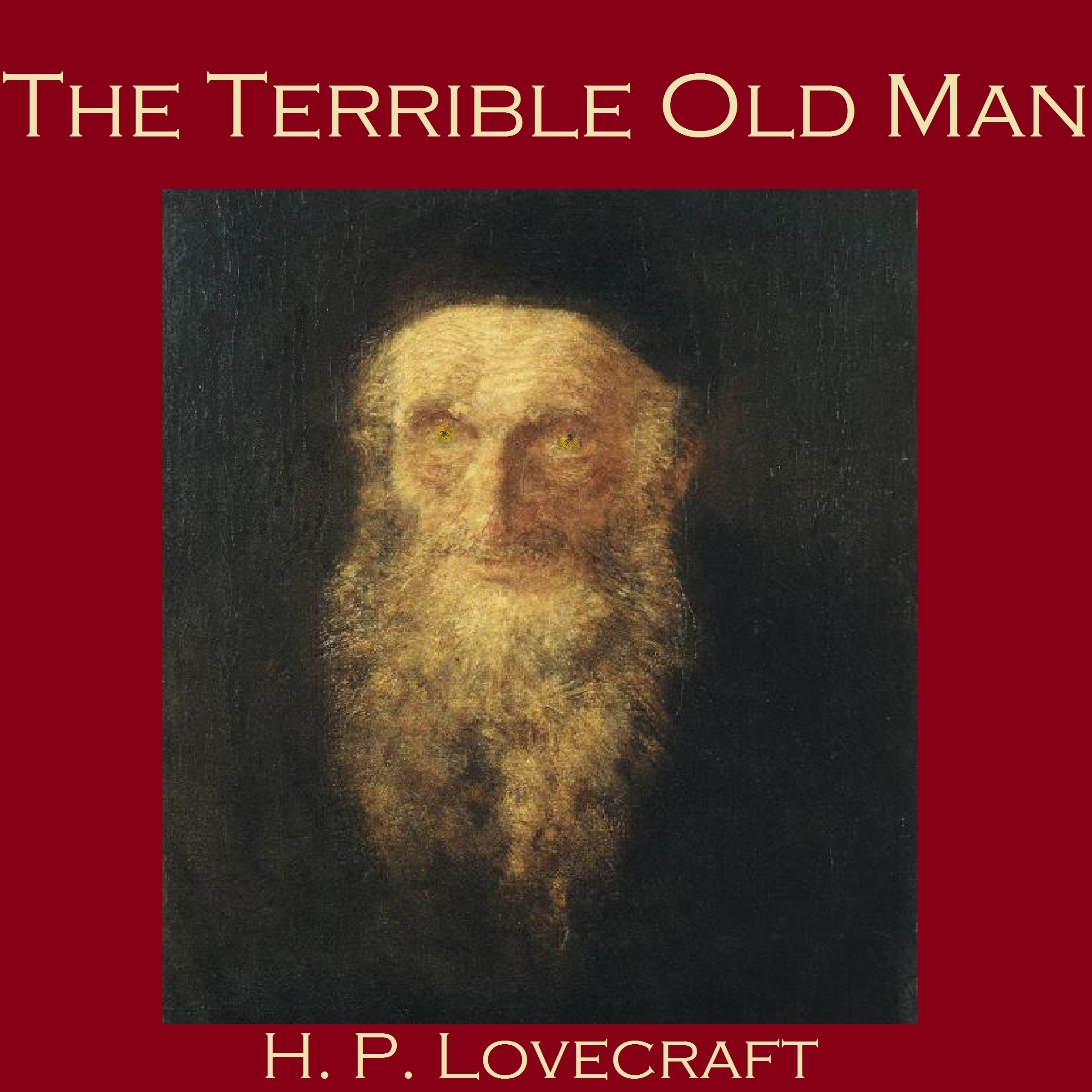 Printable The Terrible Old Man Audiobook Cover Art
