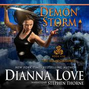 Demon Storm Audiobook, by Dianna Love