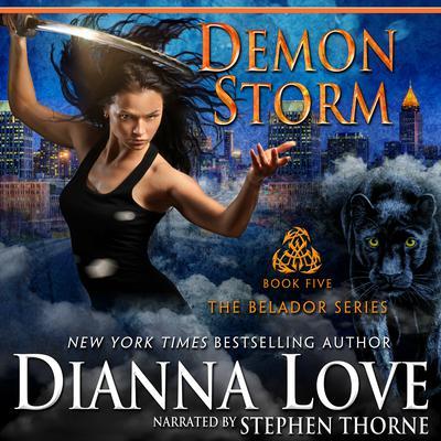Demon Storm Audiobook, by