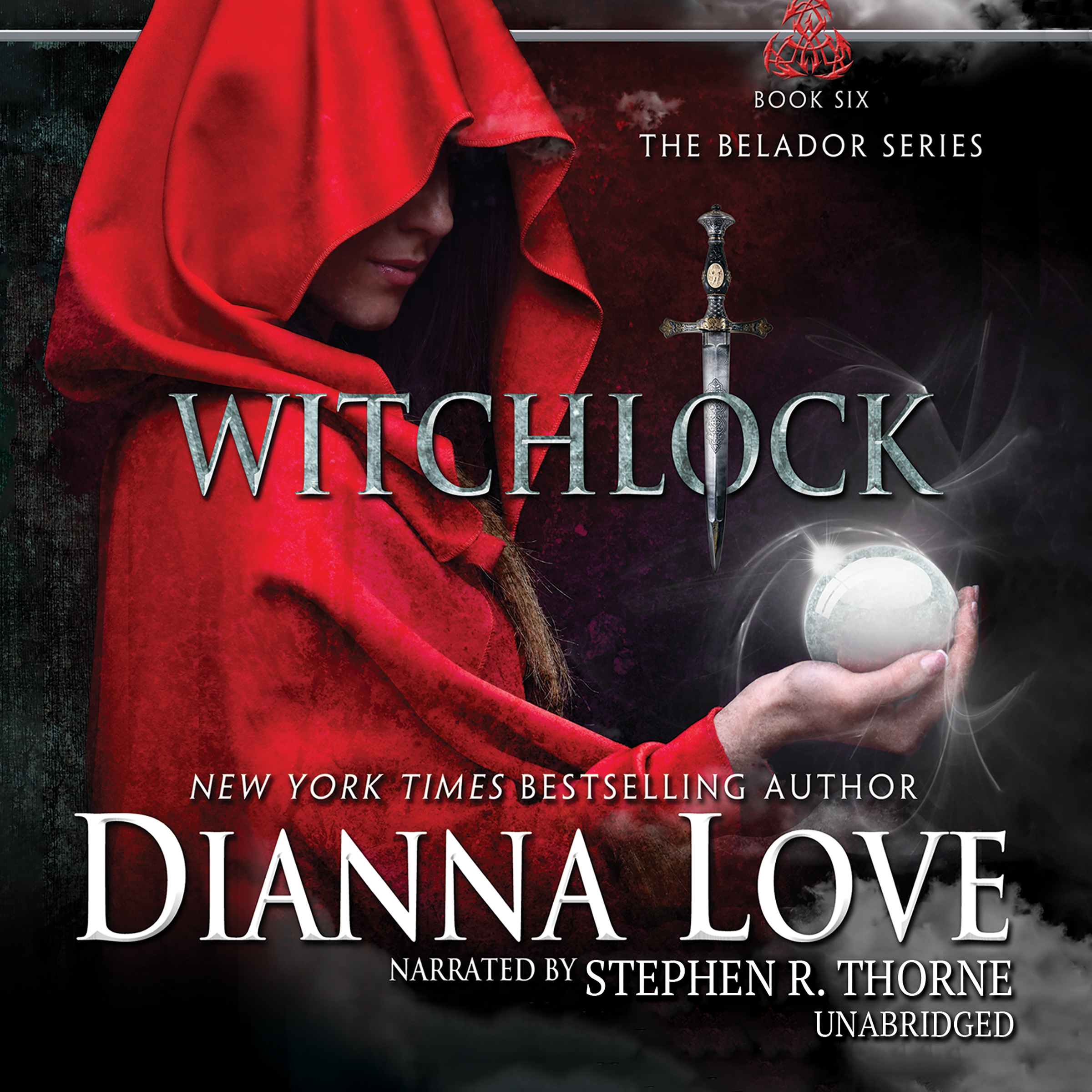 Printable Witchlock Audiobook Cover Art