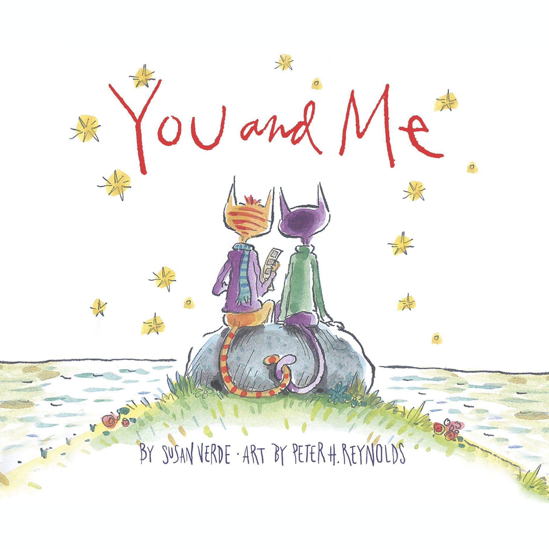 Printable You and Me Audiobook Cover Art
