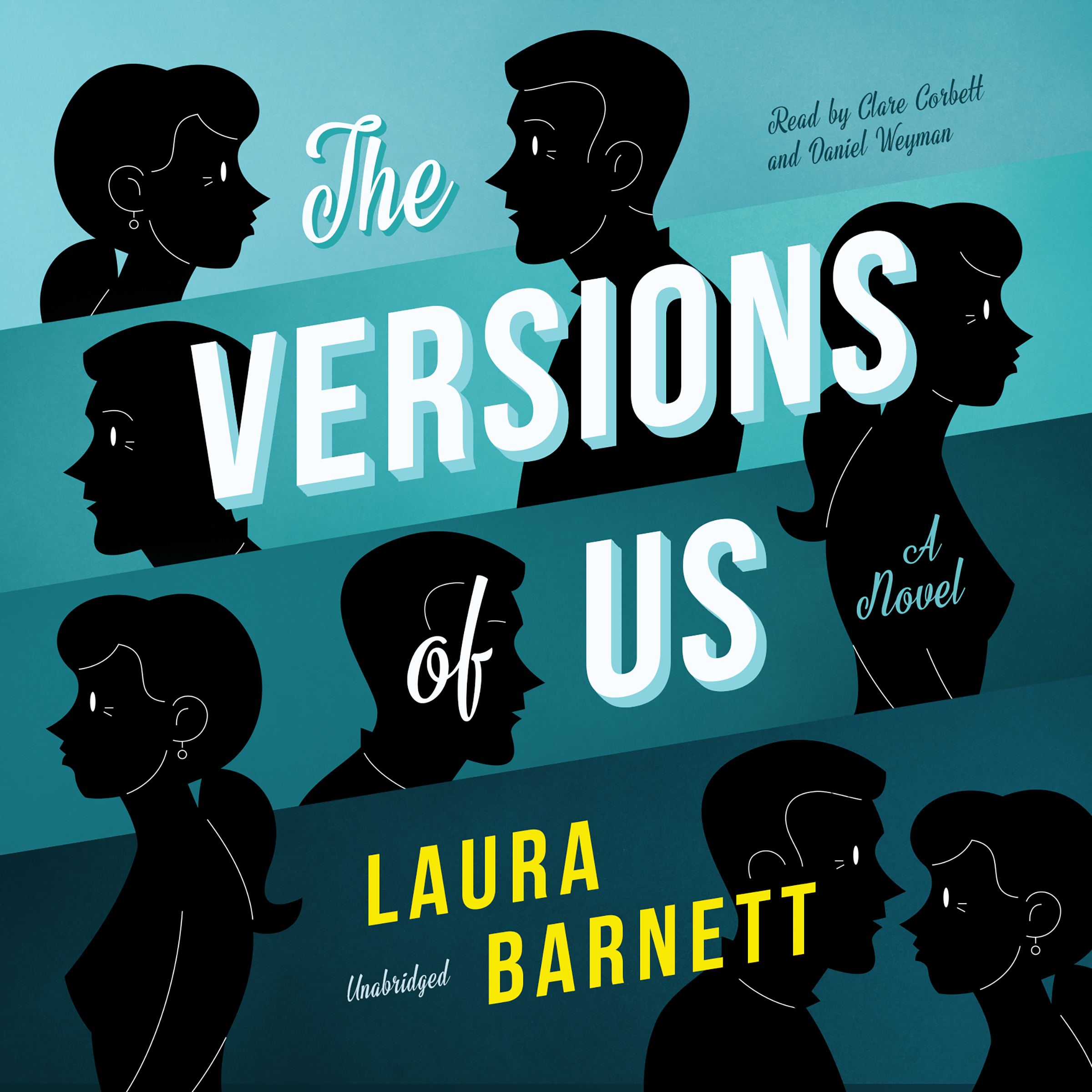 Printable The Versions of Us Audiobook Cover Art