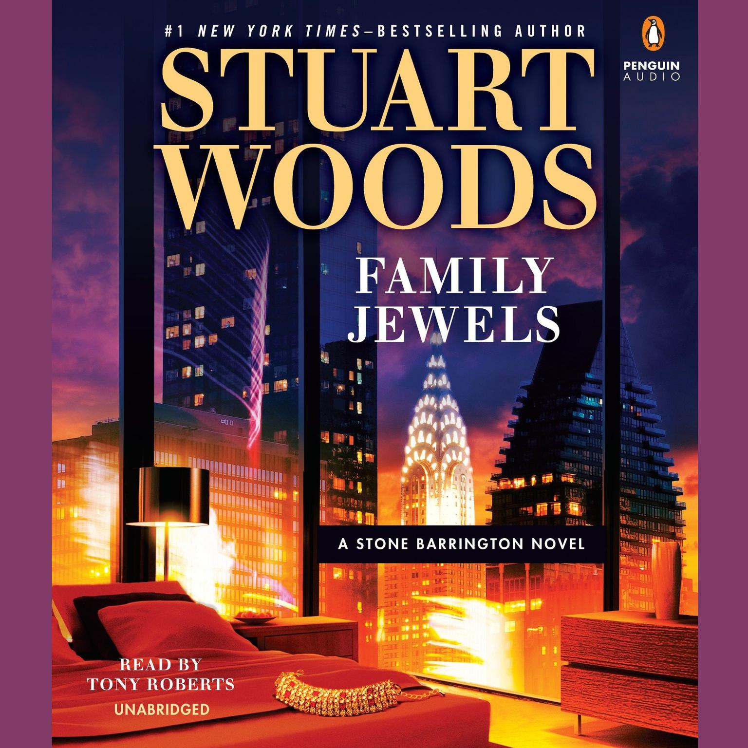 Printable Family Jewels Audiobook Cover Art