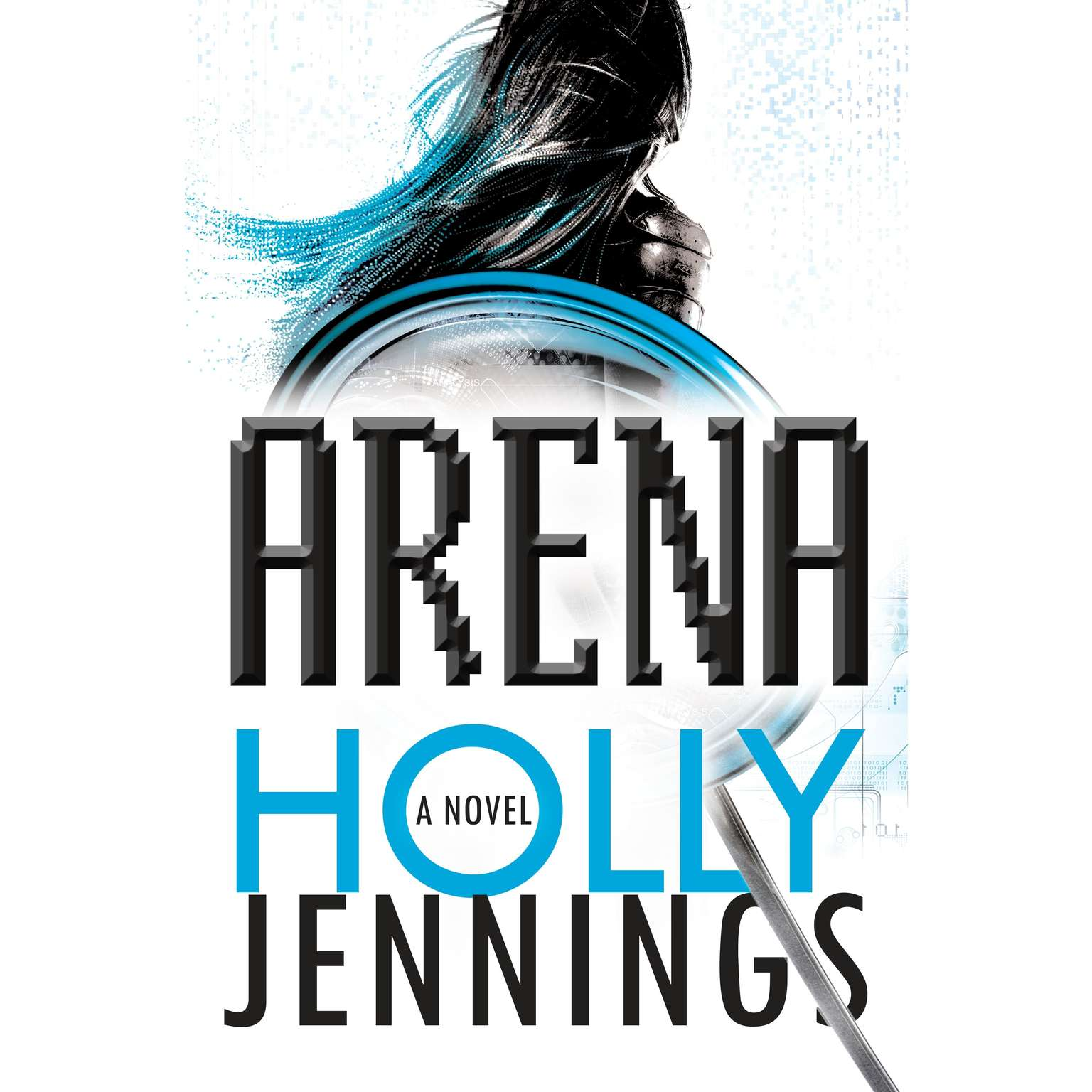 Printable Arena Audiobook Cover Art