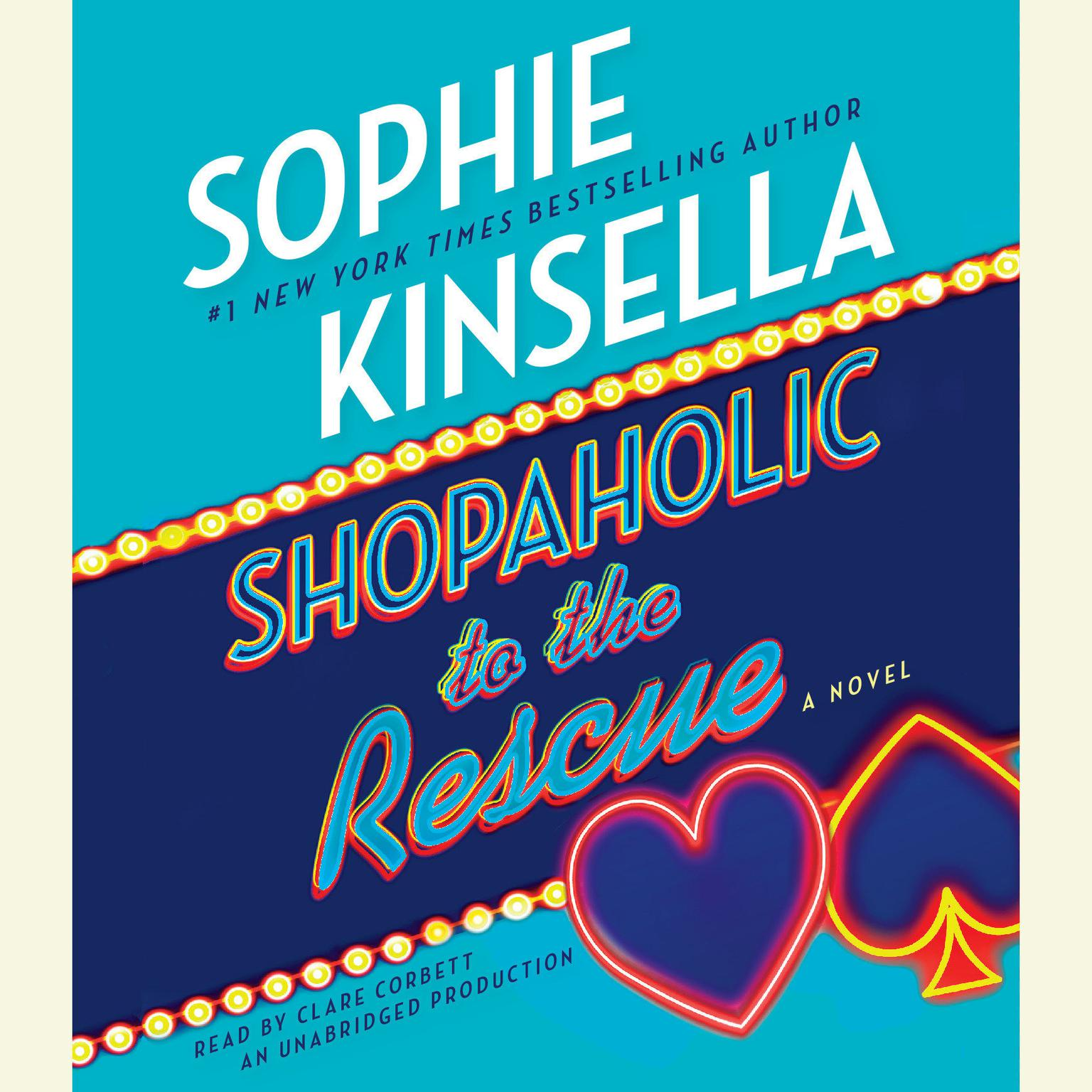 Printable Shopaholic to the Rescue: A Novel Audiobook Cover Art