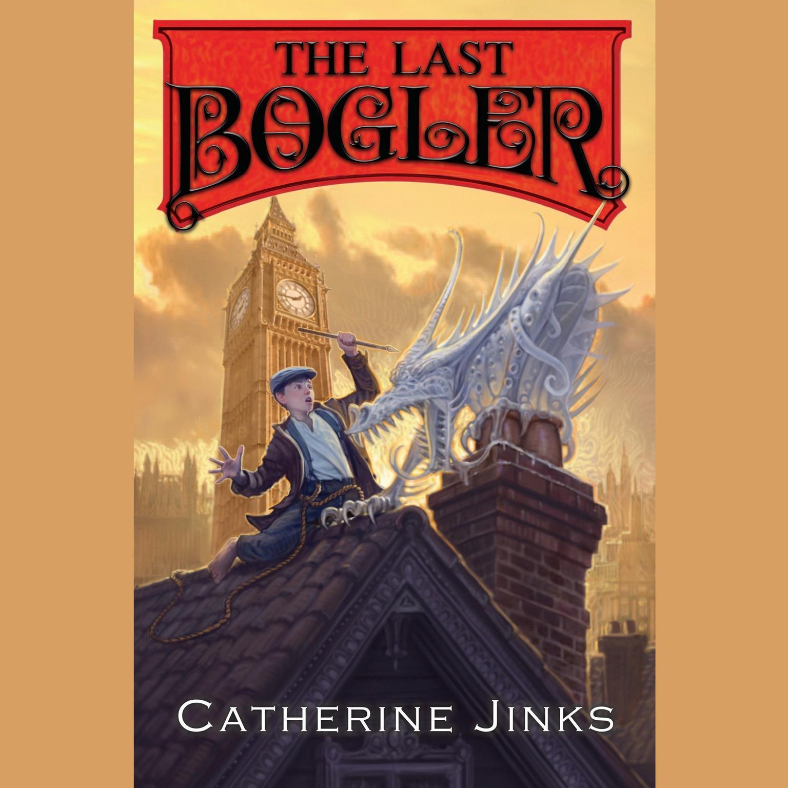 Printable The Last Bogler Audiobook Cover Art