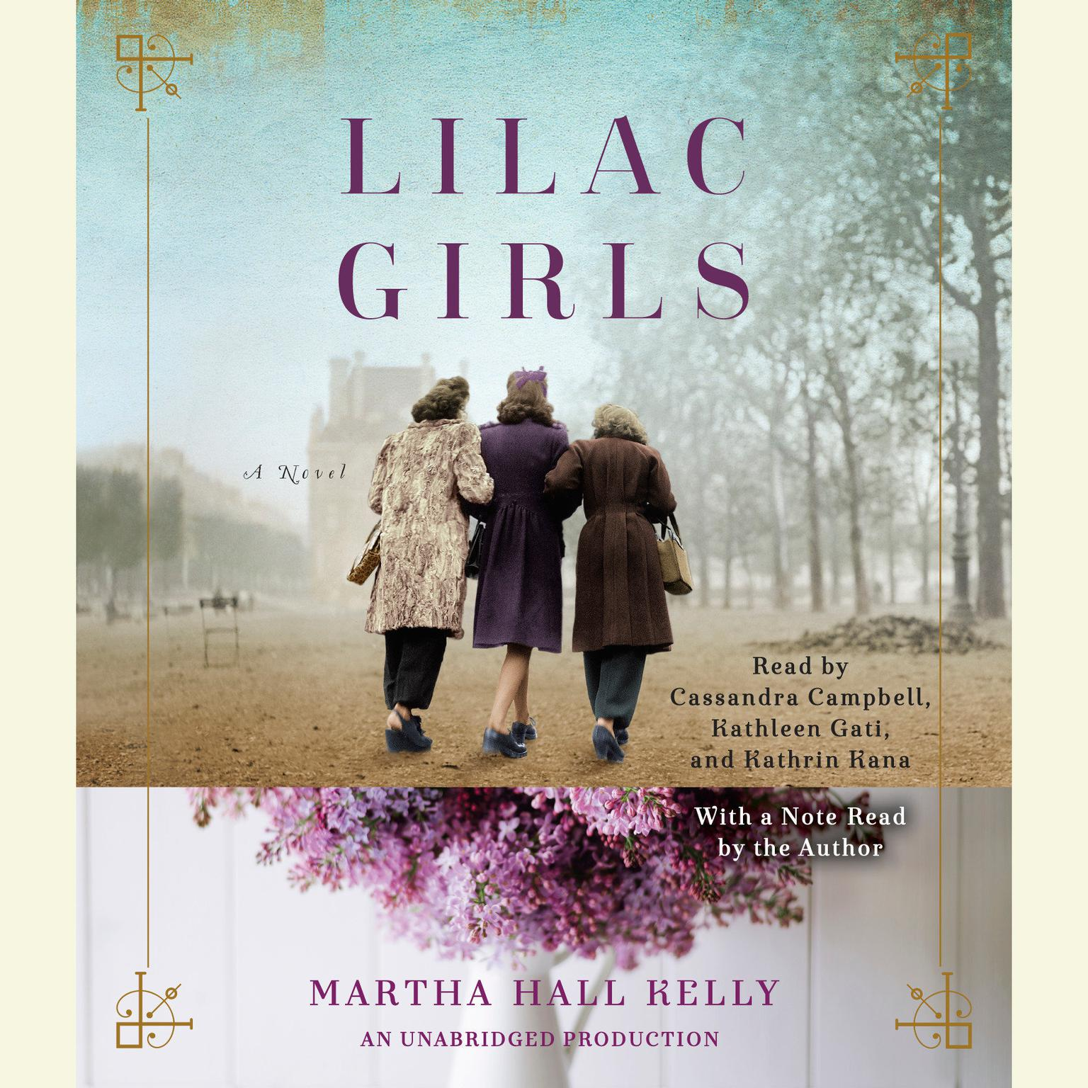 Printable Lilac Girls: A Novel Audiobook Cover Art