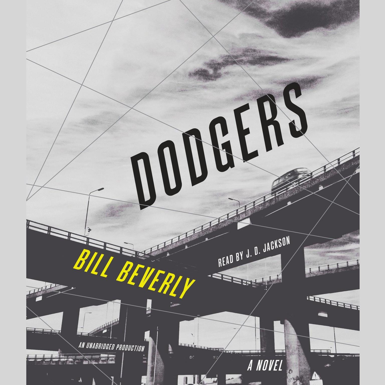 Printable Dodgers: A Novel Audiobook Cover Art