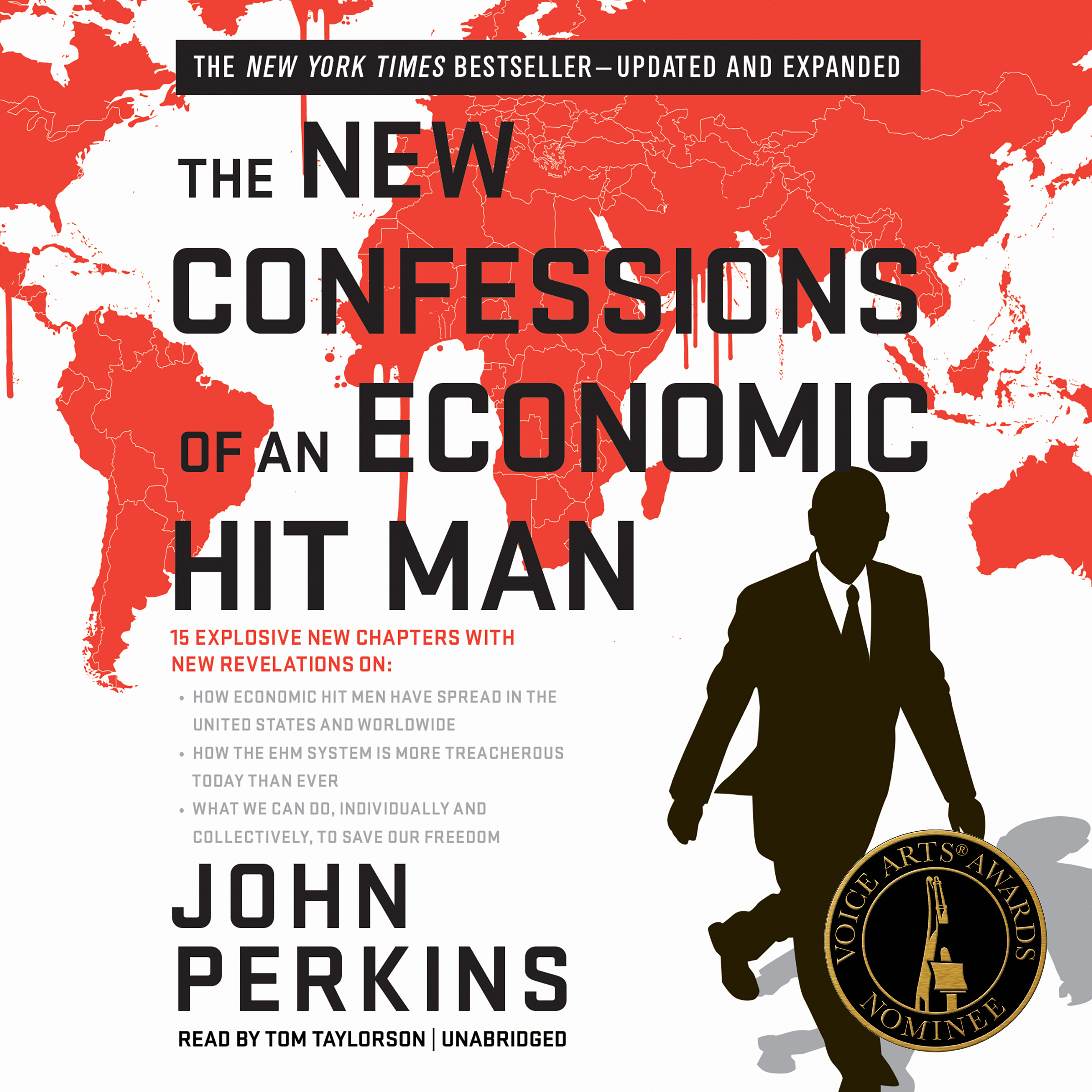 Printable The New Confessions of an Economic Hit Man Audiobook Cover Art