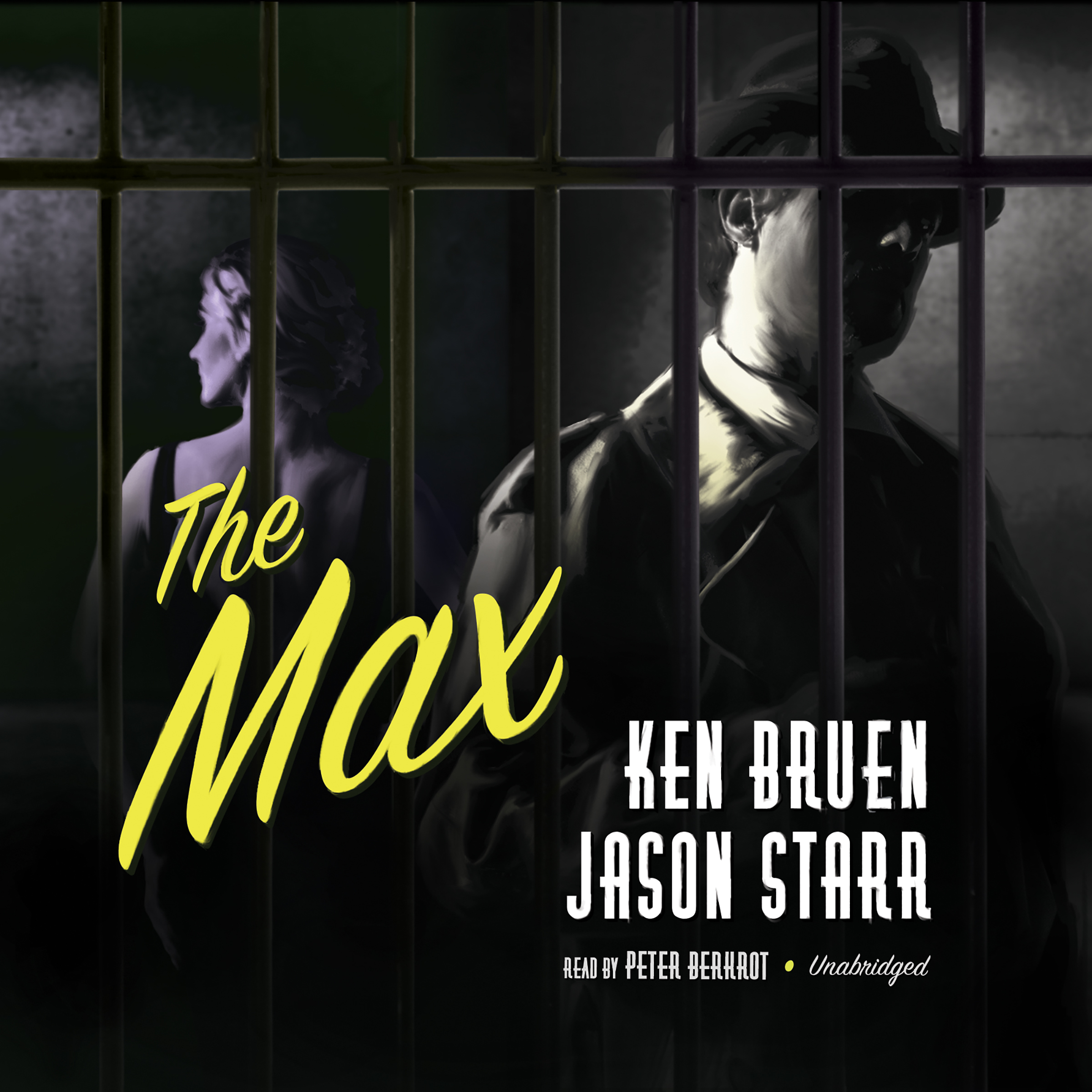 Printable The Max Audiobook Cover Art