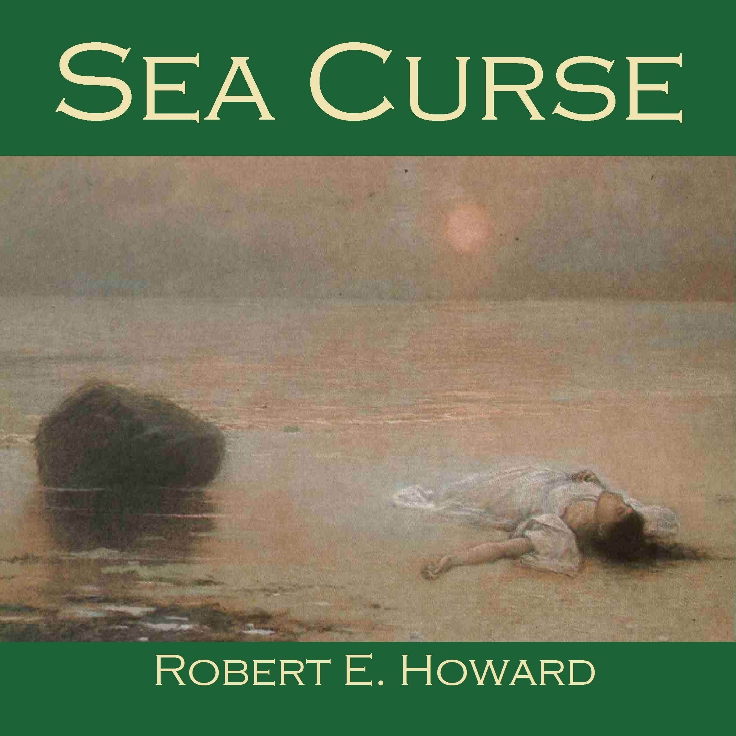 Printable Sea Curse: A Tale of Faring Town Audiobook Cover Art