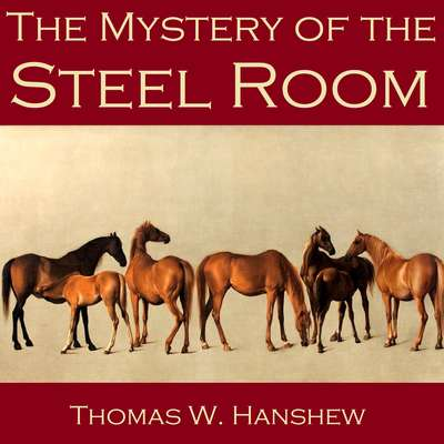The Mystery of the Steel Room Audiobook, by Thomas W. Hanshew