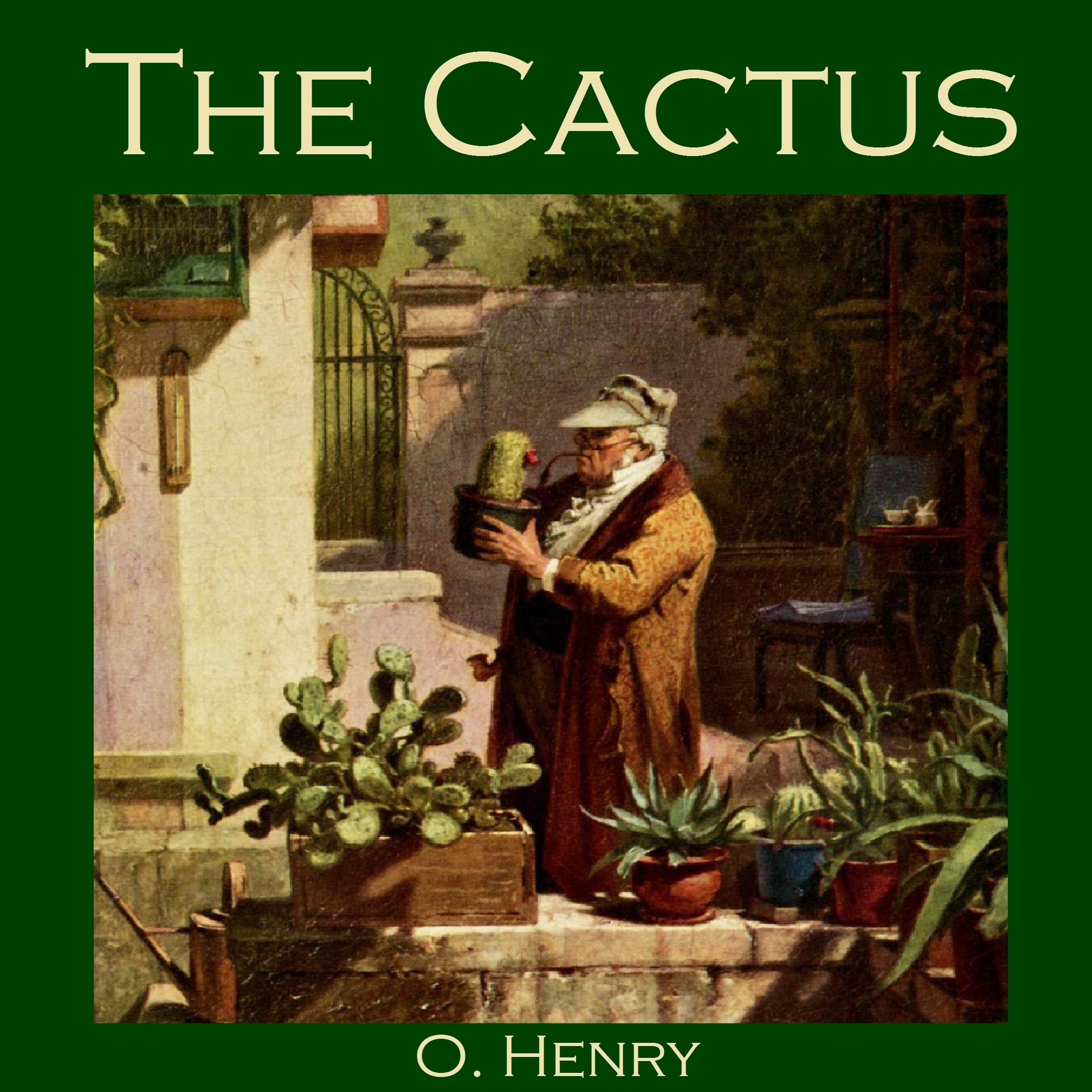 Printable The Cactus Audiobook Cover Art
