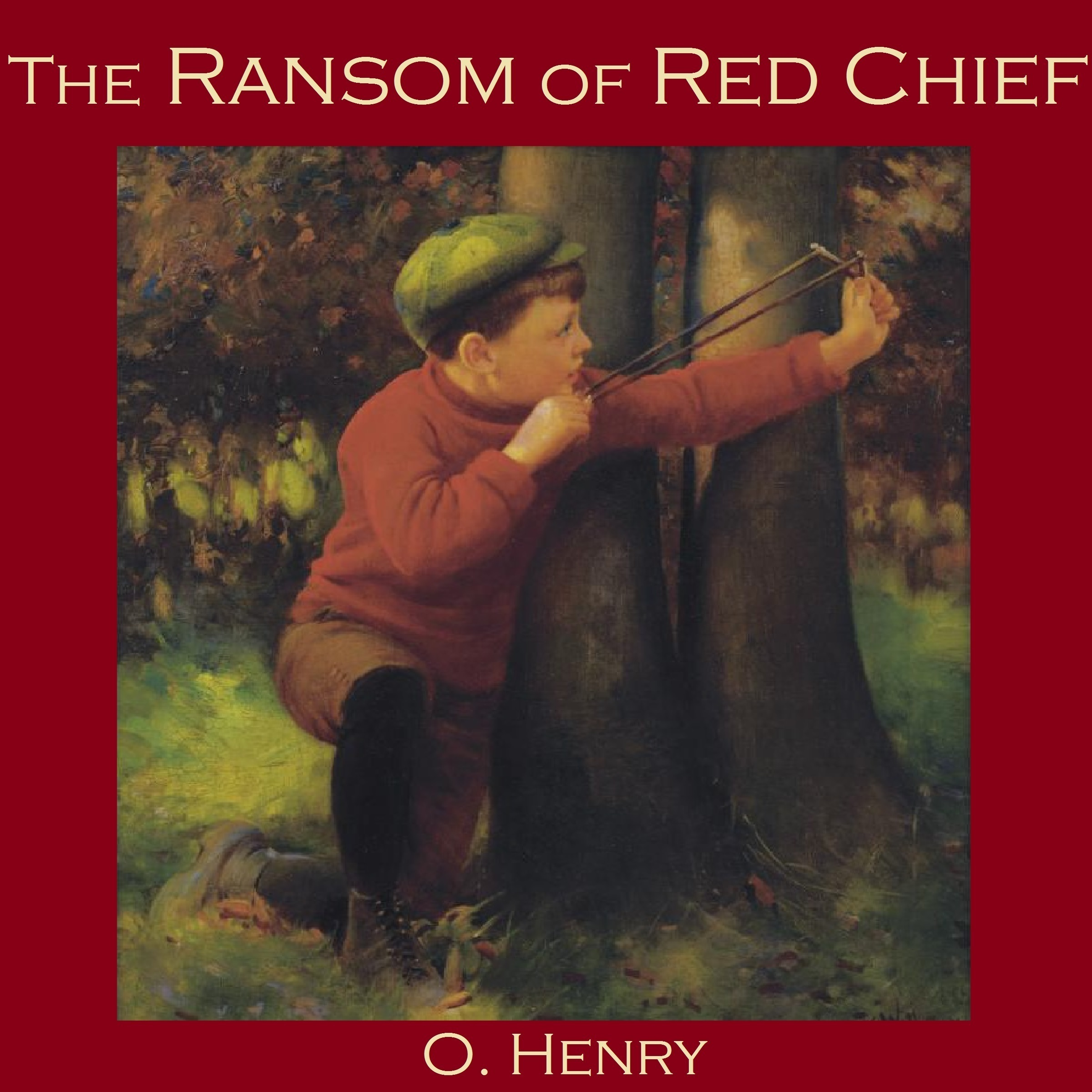 Printable The Ransom of Red Chief Audiobook Cover Art