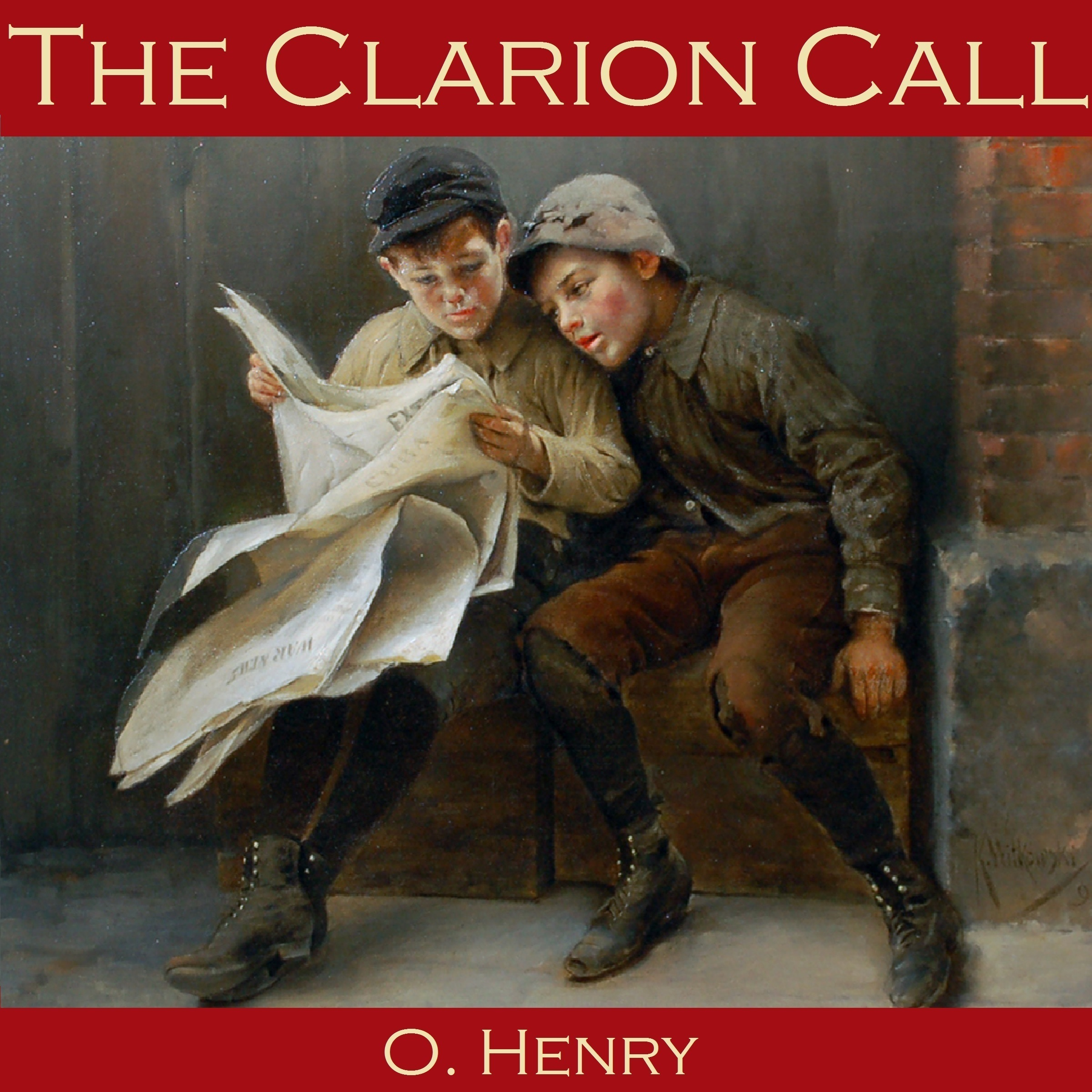 Printable The Clarion Call Audiobook Cover Art